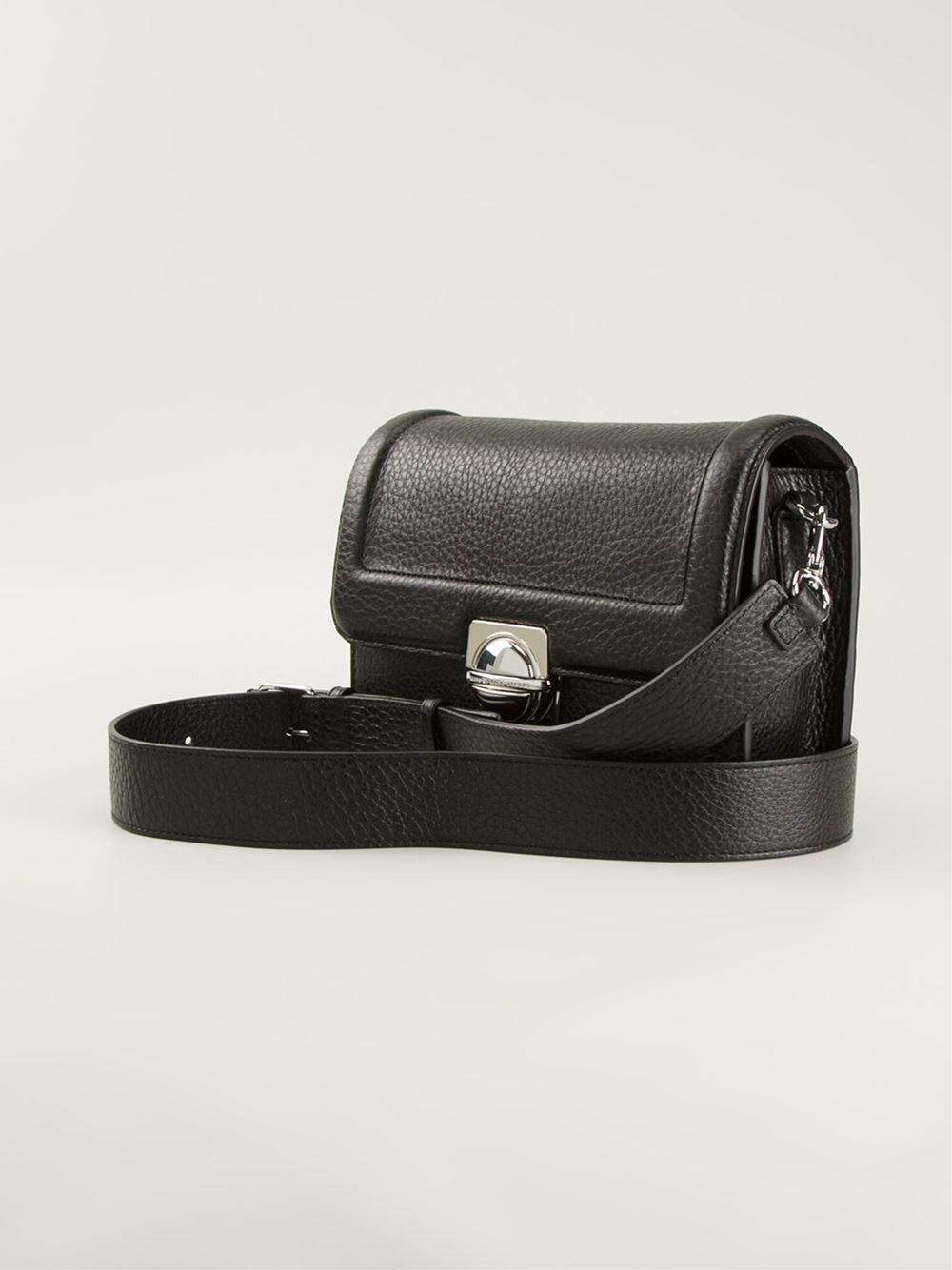 Marc By Marc Jacobs 'Top Schooly Jax' Cross Body Bag in Black