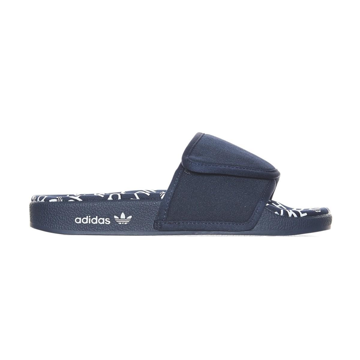 21ad5da78 Lyst - adidas Originals Hyke Wmns Aoh-008 Slides in Black for Men