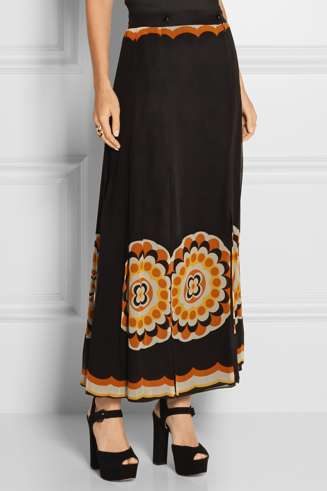 Anna Sui Skirt 34
