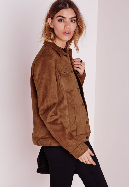 Faux Suede Jacket Womens | Gommap Blog
