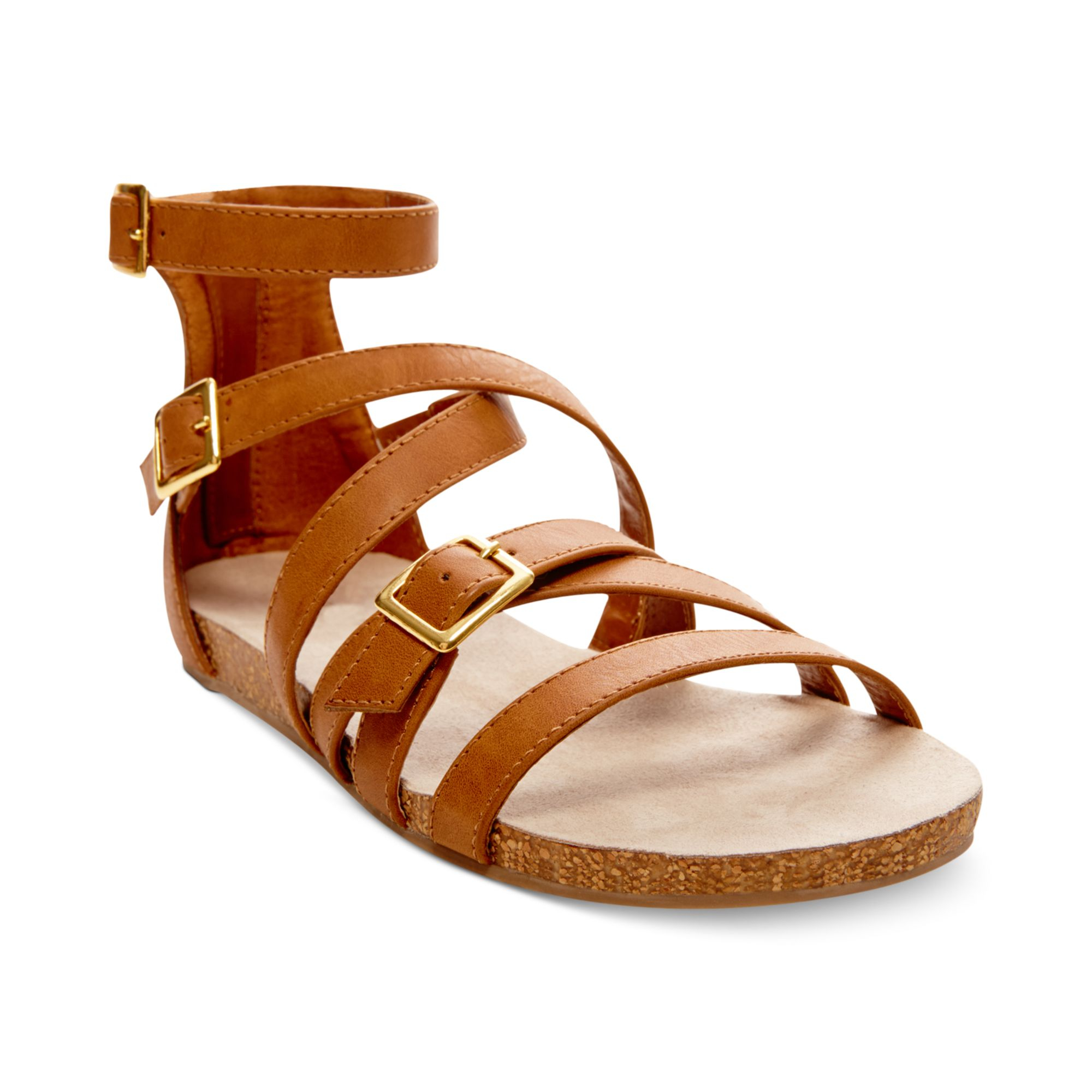 c9e8fc2dd0c2 All about Madden Nyc Breckk Womens Footbed Sandals - kidskunst.info