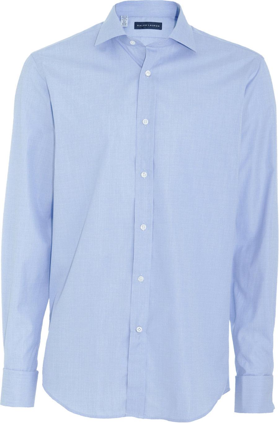 Lyst ralph lauren black label endonend dress shirt in for Lauren ralph lauren mens dress shirts
