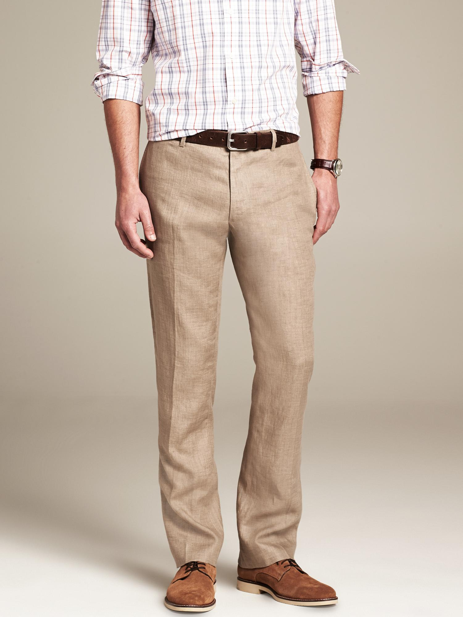 Find Banana Republic men's pants at ShopStyle. Shop the latest collection of Banana Republic men's pants from the most popular stores - all in one.