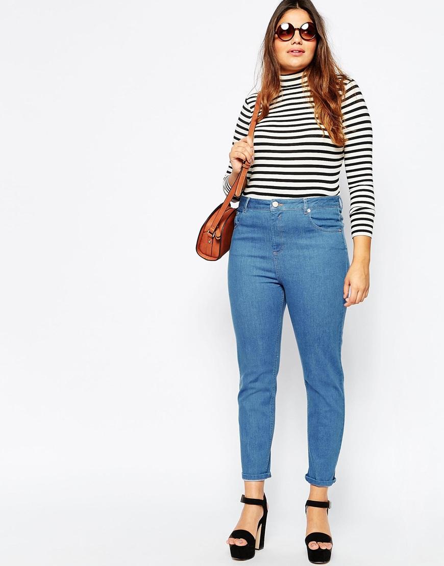 70s skinny jeans - Jean Yu Beauty