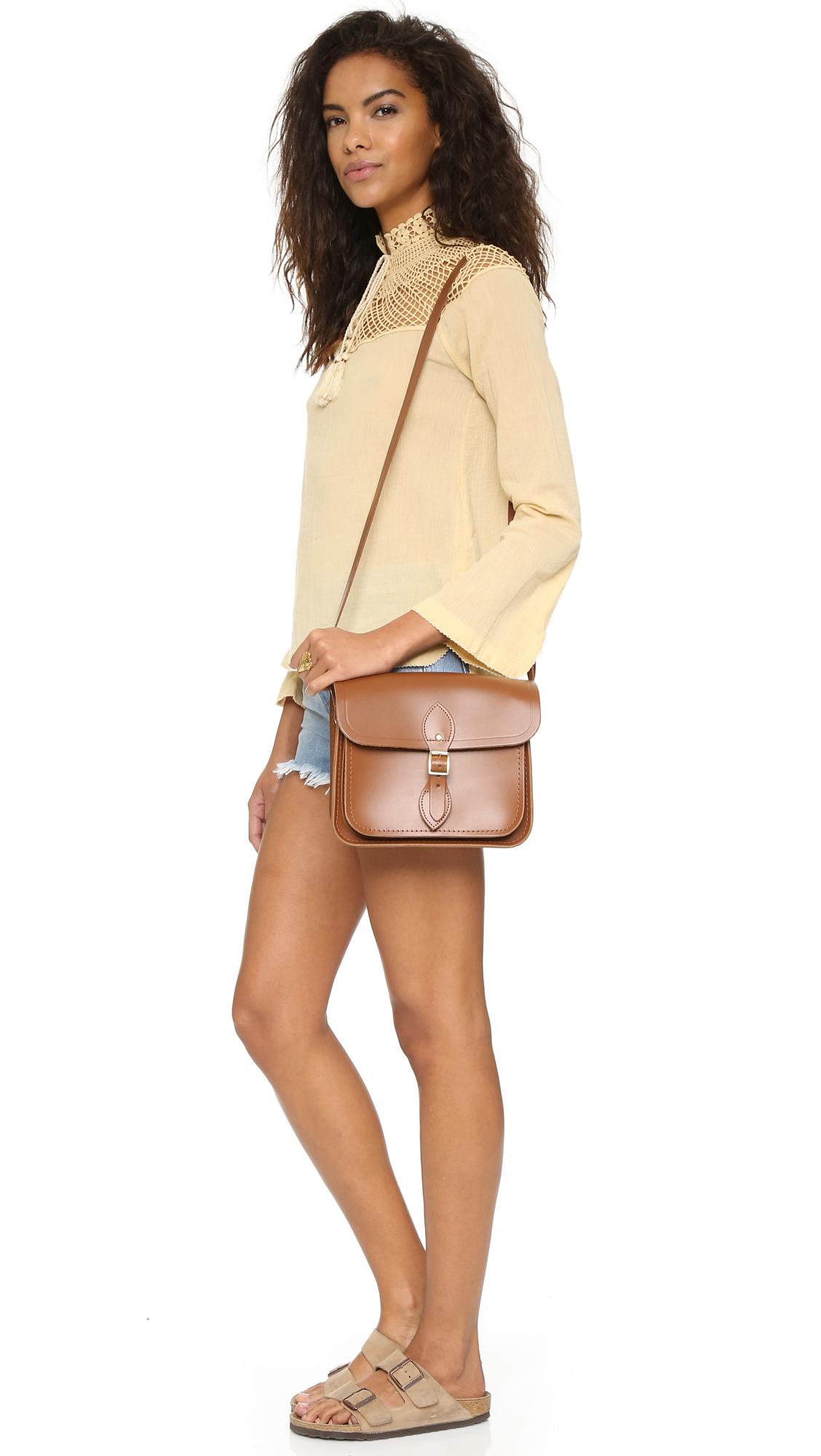 Large cambridge satchel