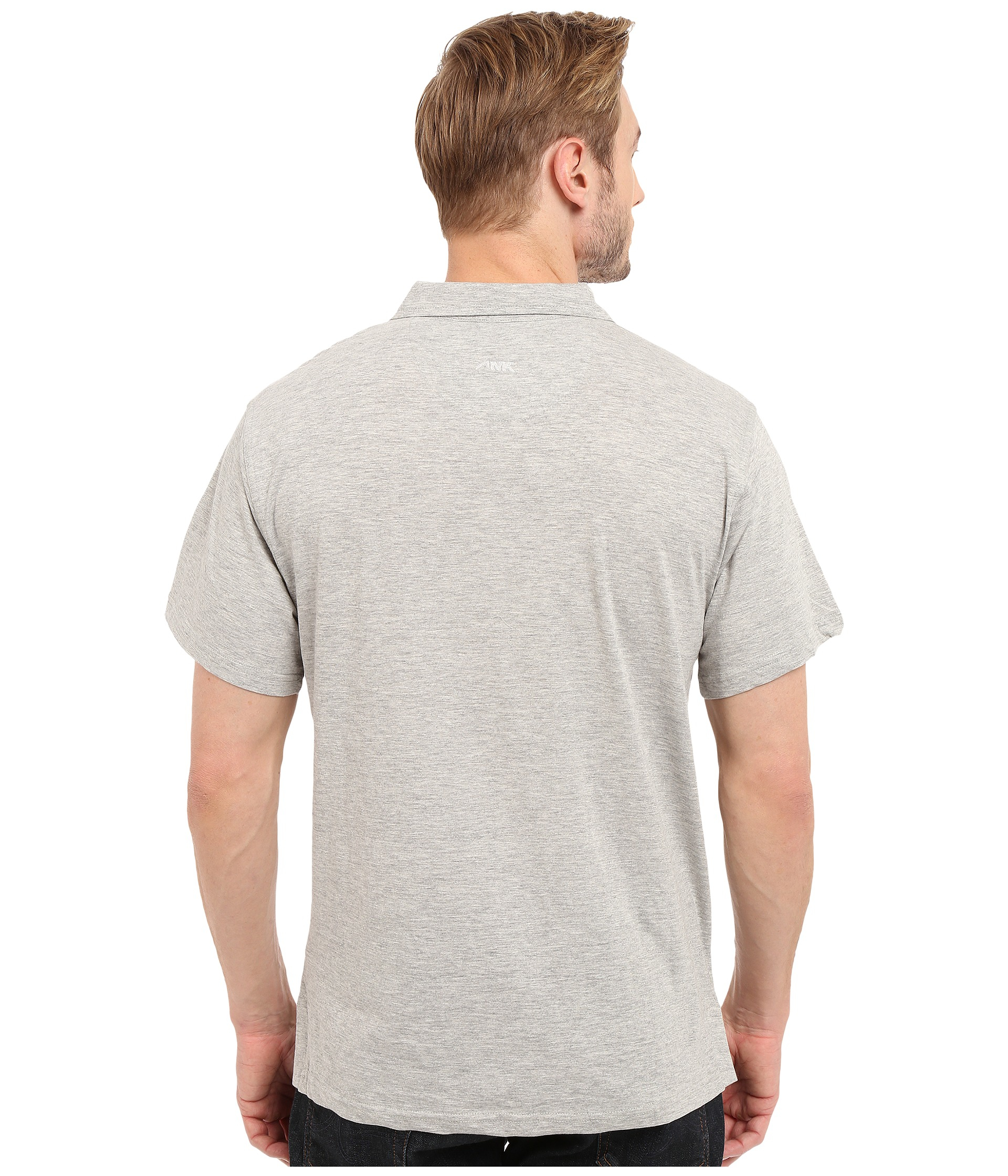 Mountain Khakis Patio Polo Shirt In Gray For Men Lyst