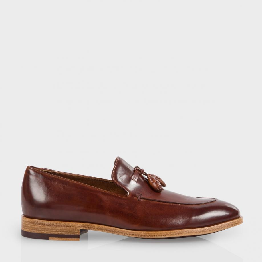 Chestnut Brown Shoes Men S