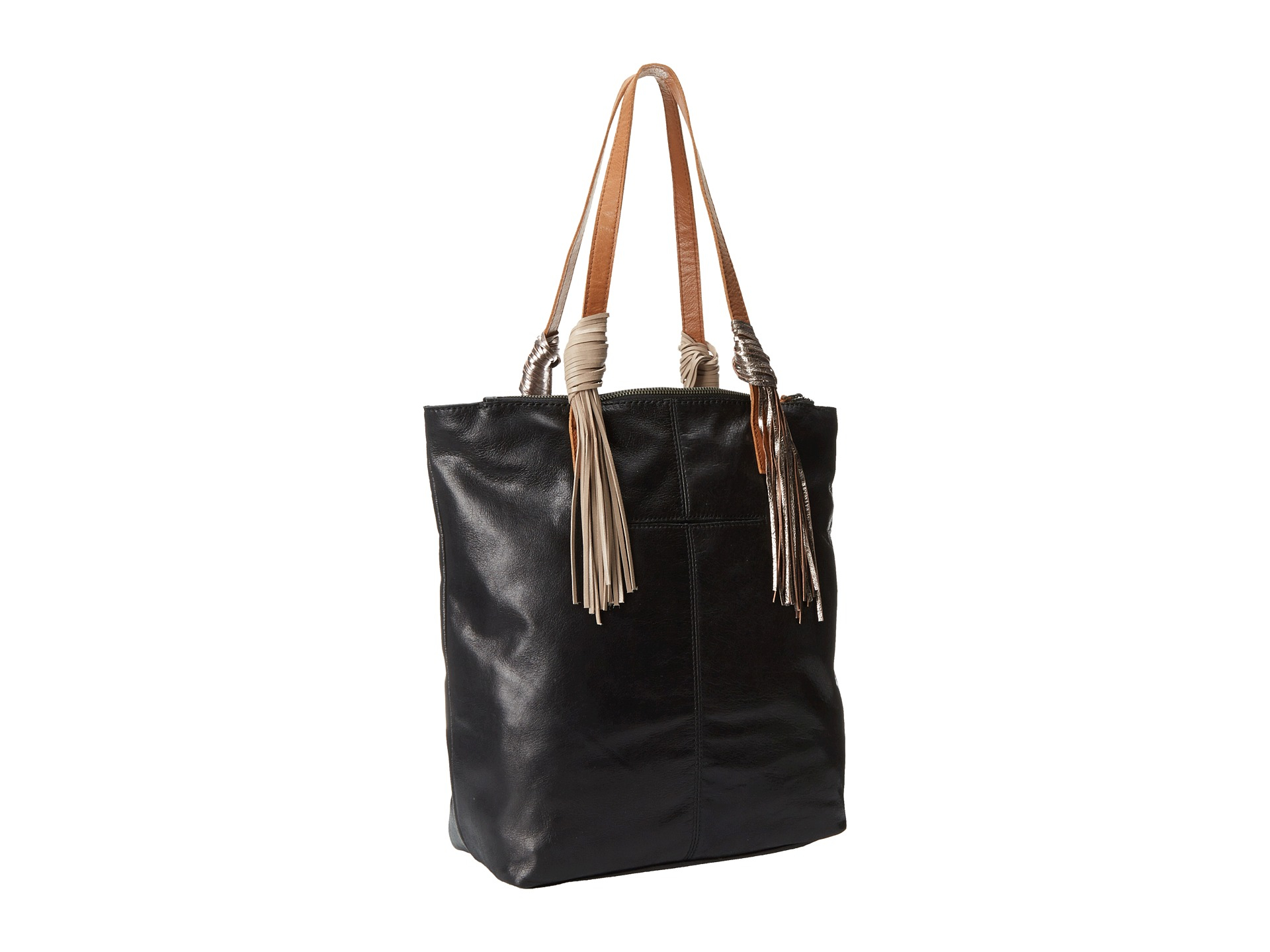 Lyst - The Sak Palisade Leather Tote in Black 2e71567927320