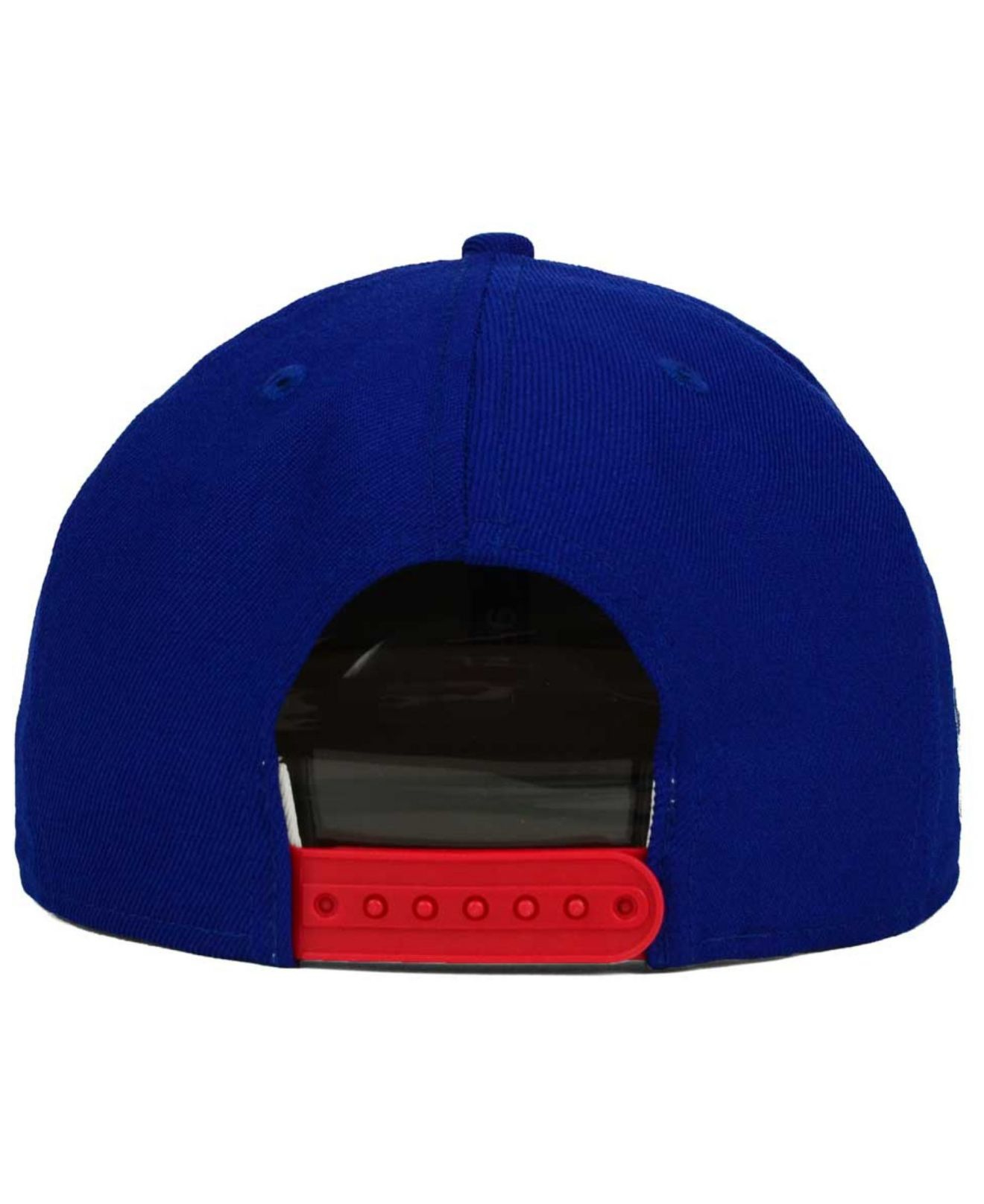 size 40 0f40c 9626a Lyst - KTZ Toronto Blue Jays 2 Tone Link Cooperstown 9fifty Snapback ...