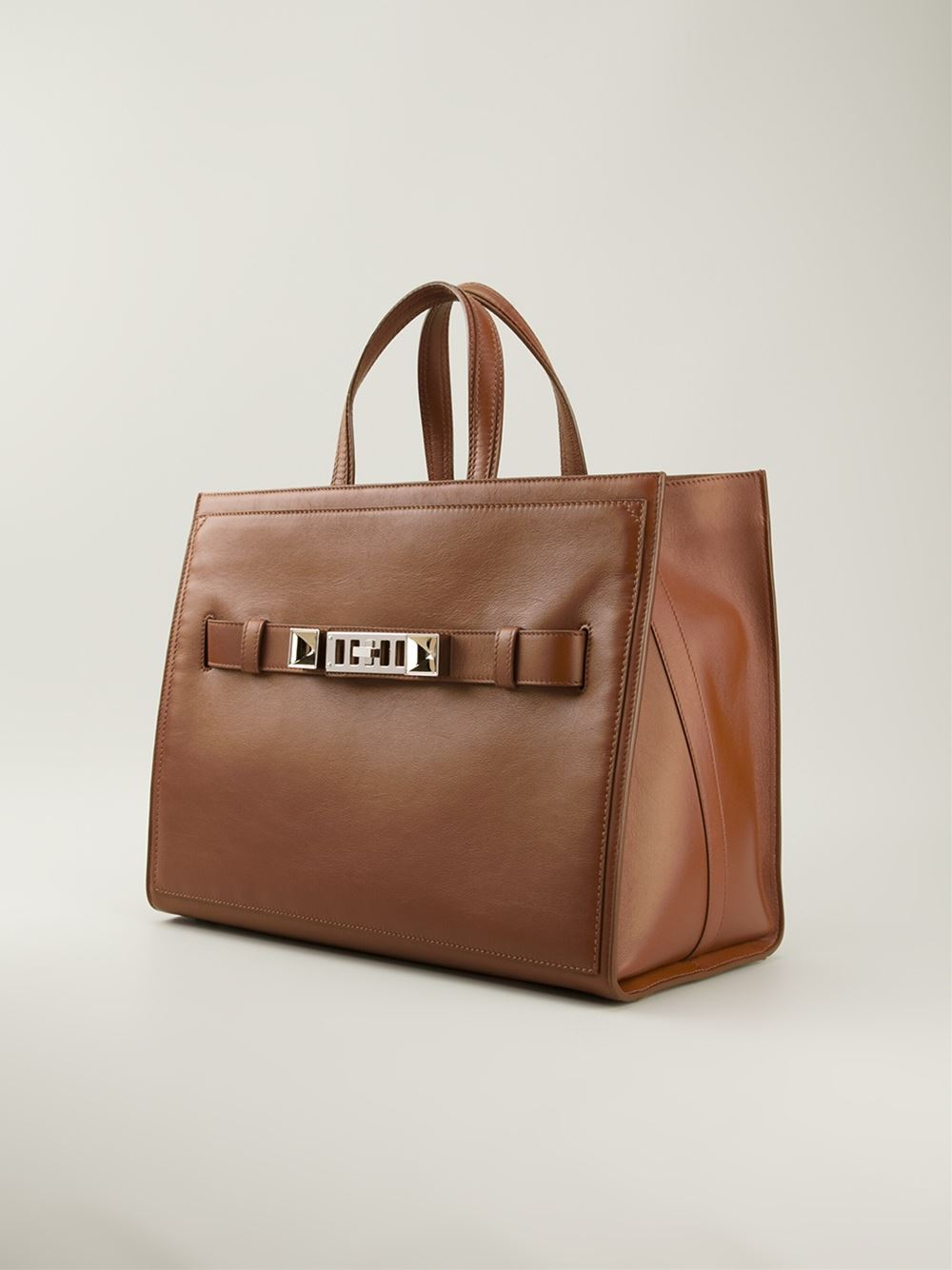 Proenza Schouler Large Ps11 Tote in Brown