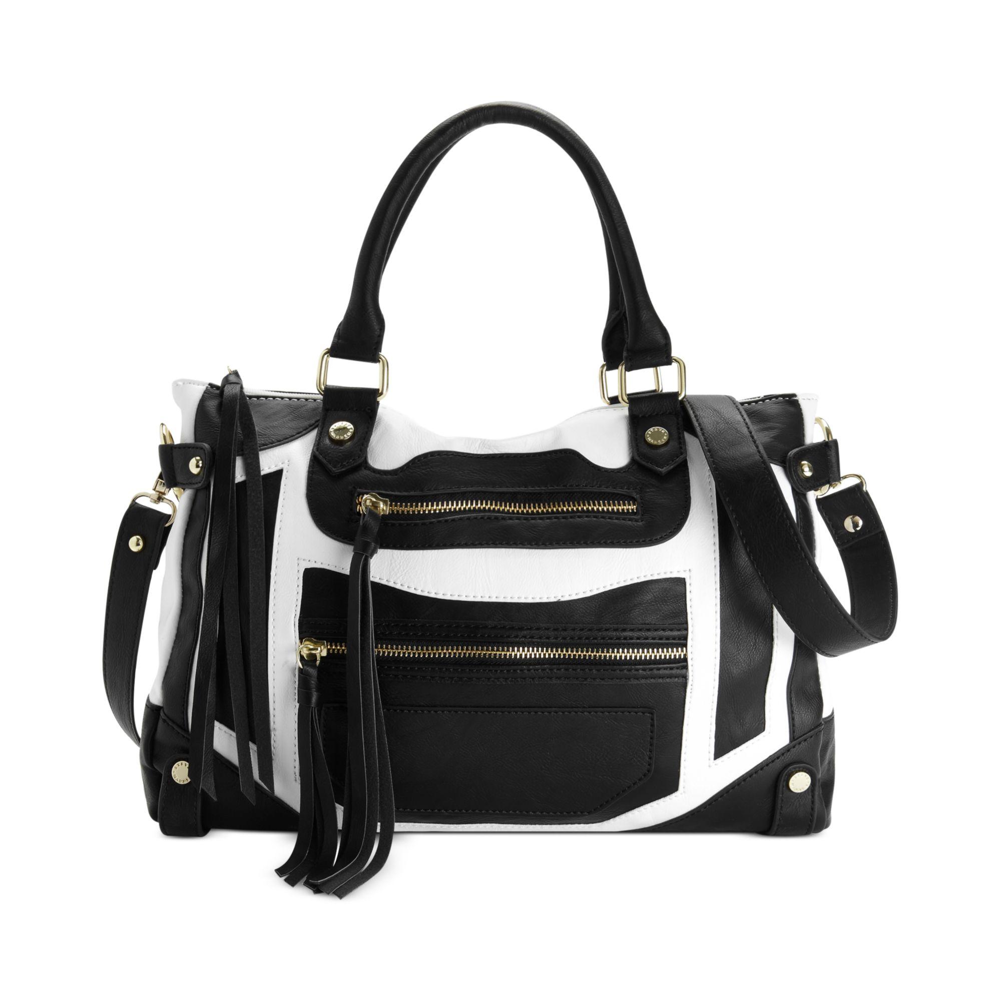 72ea848735 Steve Madden Black Satchel Handbag - Best Handbag In 2018