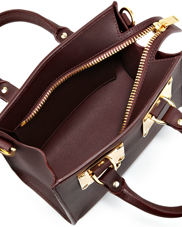 Chanel Cc Box Tote Shoulder Bag
