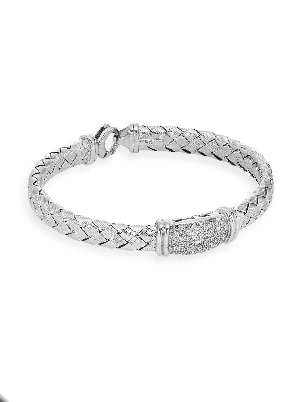 silver candela collection rioja roja bangle bangles collections candella diamond andrea and sterling products bracelets