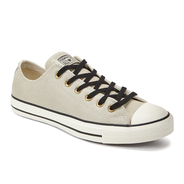 12e74c89ea4e Converse Men s Chuck Taylor All Star Vintage Leather Ox Trainers in ...