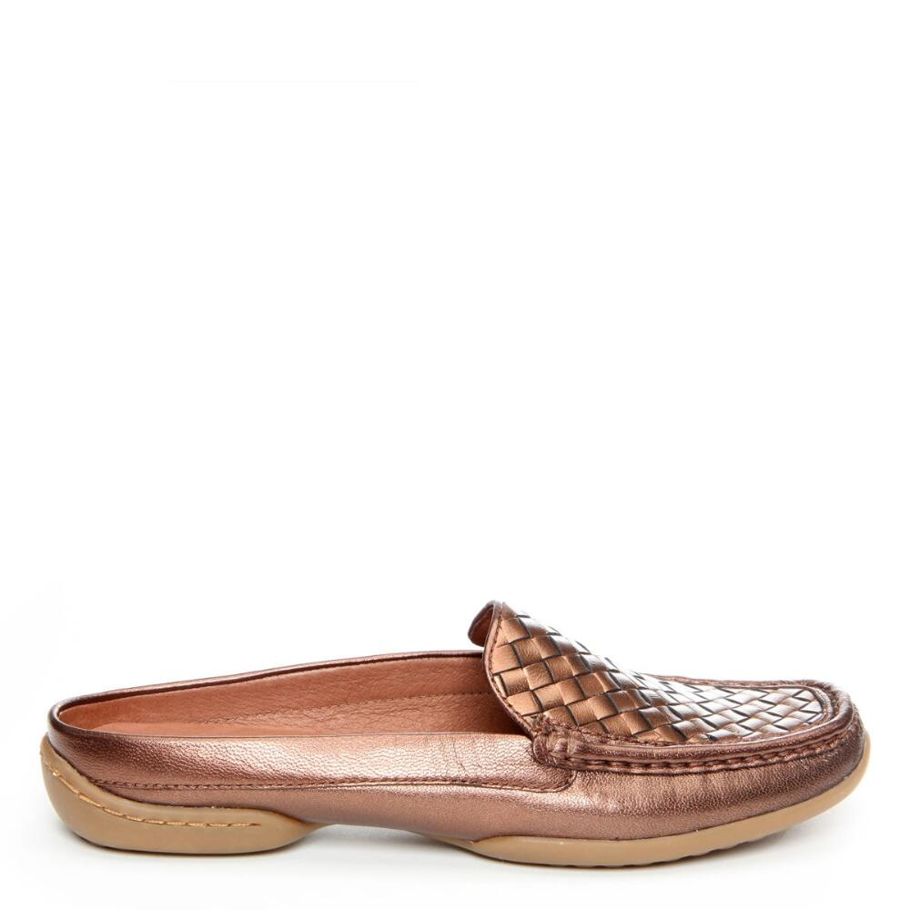 Bass Woven Leather Shoes For Women