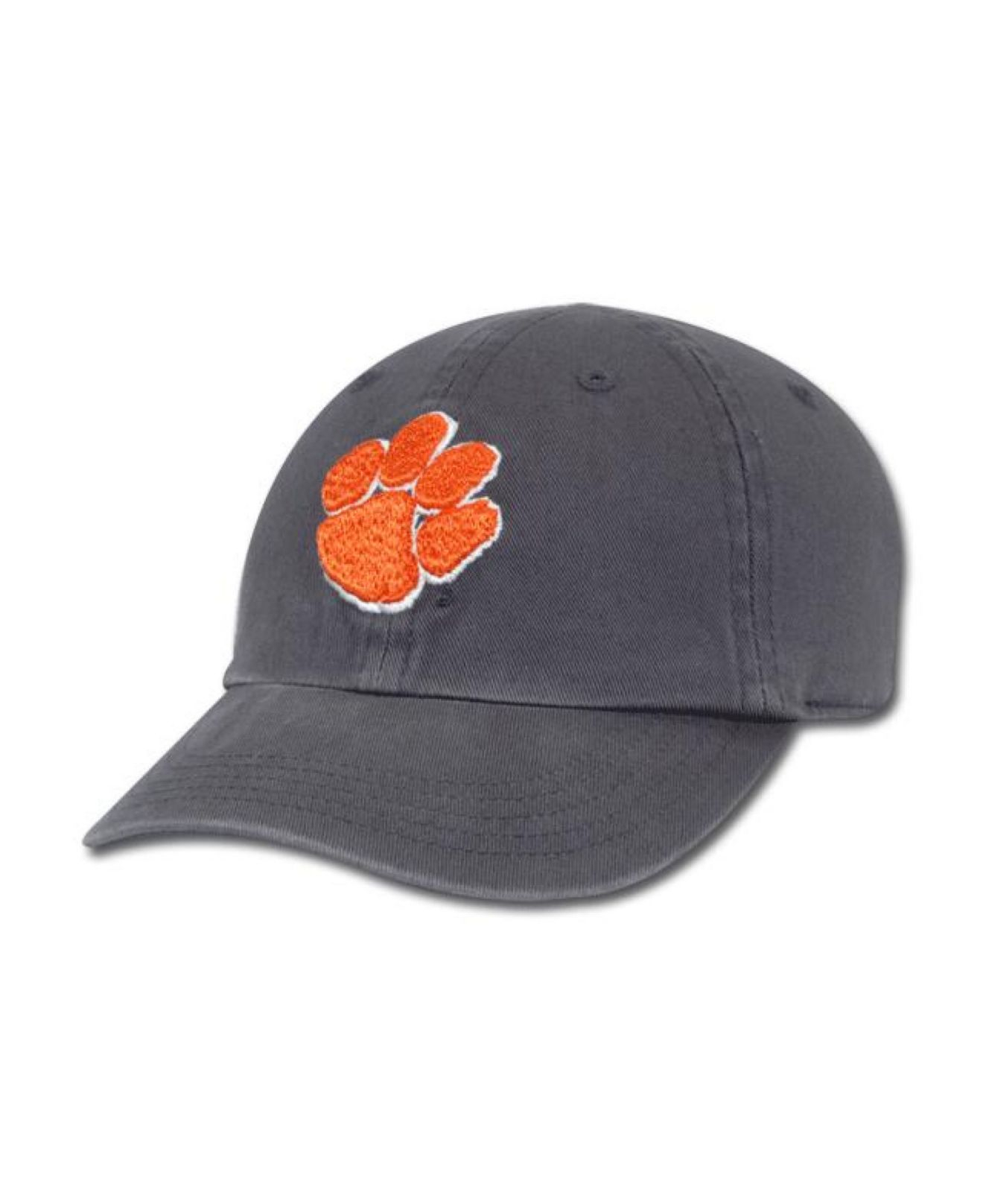 on sale 42368 a356a ... italy get lyst 47 brand kids clemson tigers clean up cap in blue for men  4d1e9 ...