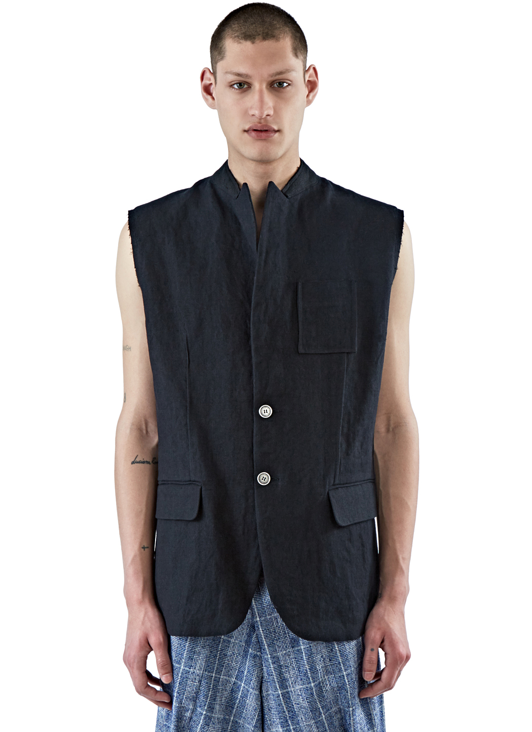 Find sleeveless jacket men at ShopStyle. Shop the latest collection of sleeveless jacket men from the most popular stores - all in one place.