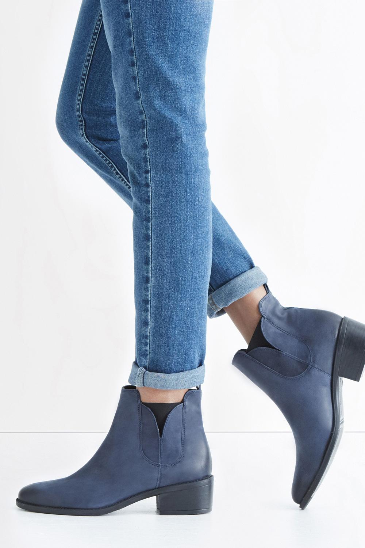 882bc9e4535 Oasis Blue Camden Chelsea Boot