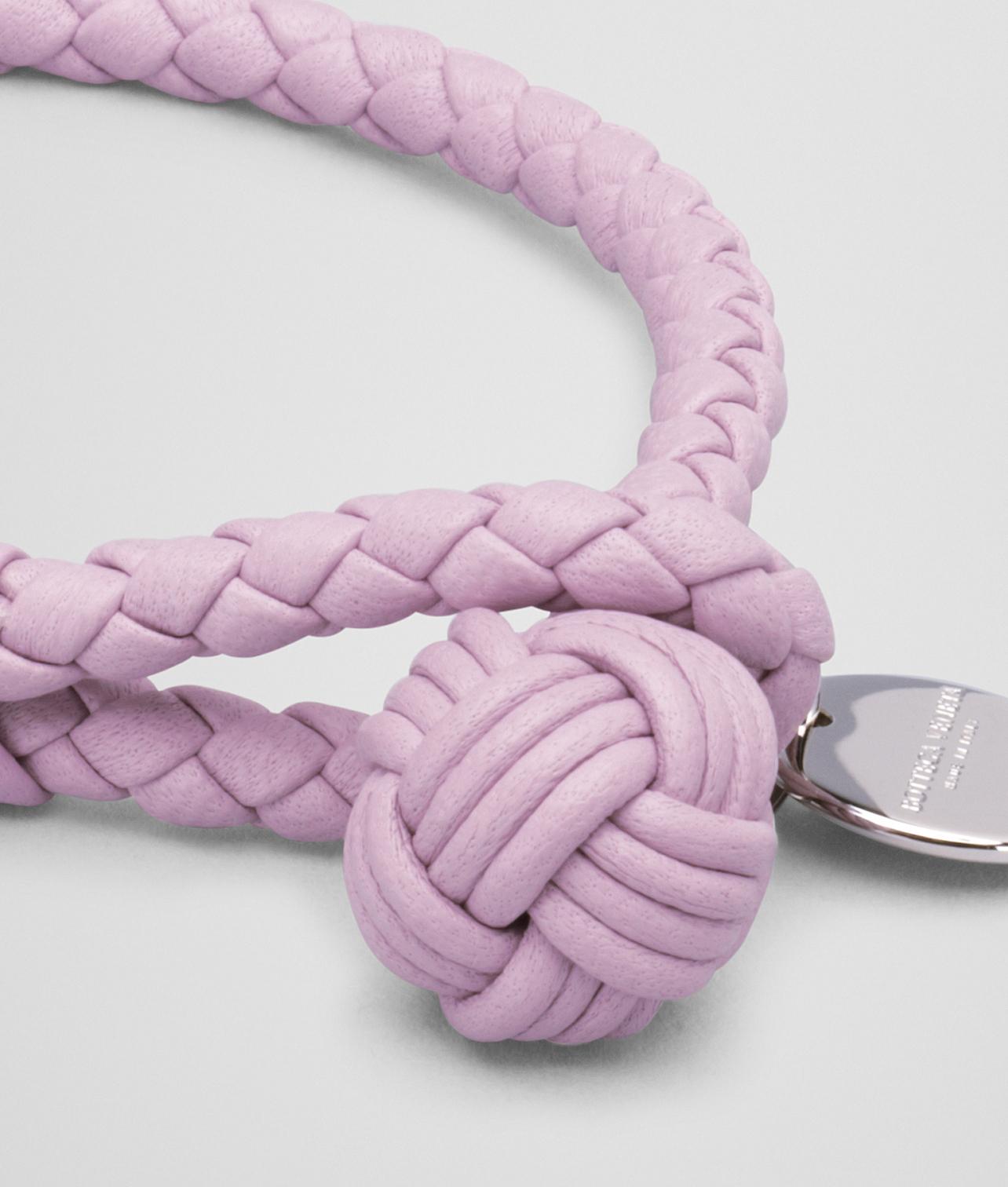 Lyst Bottega Veneta Parme Intrecciato Nappa Bracelet In