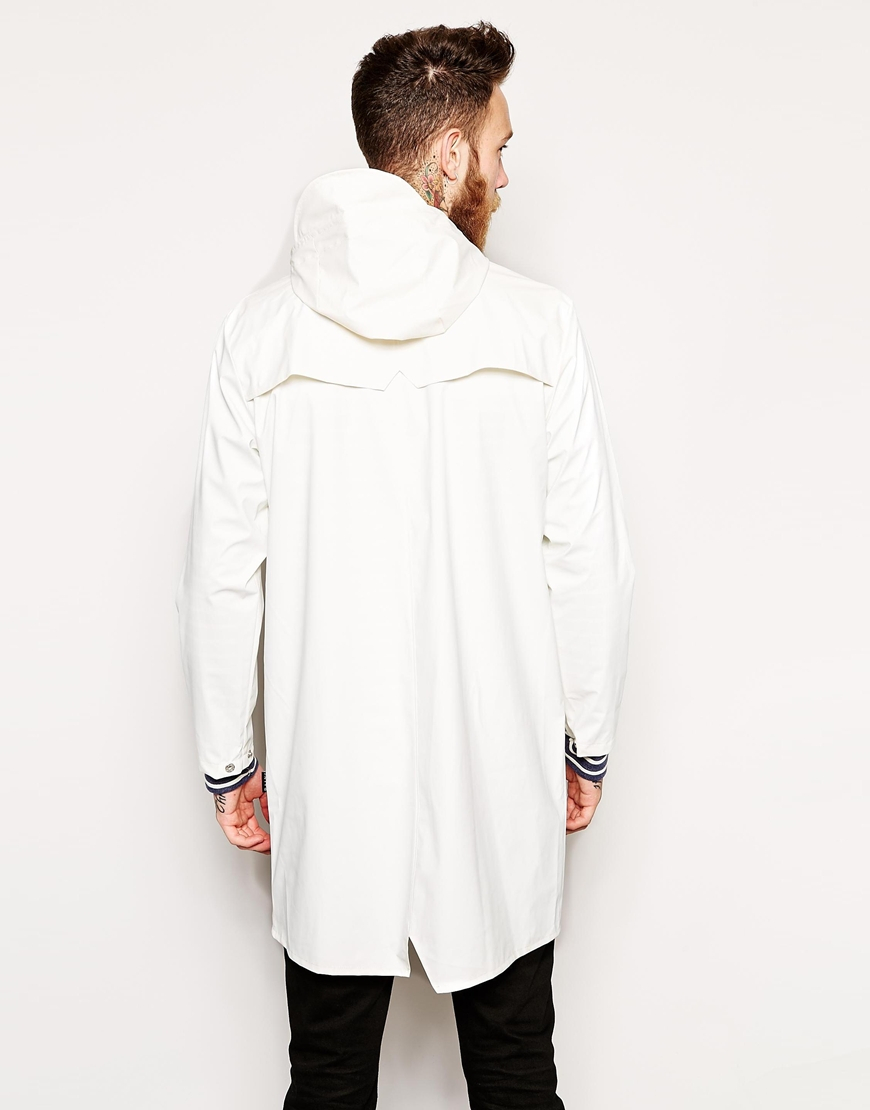 Long White Jacket - JacketIn