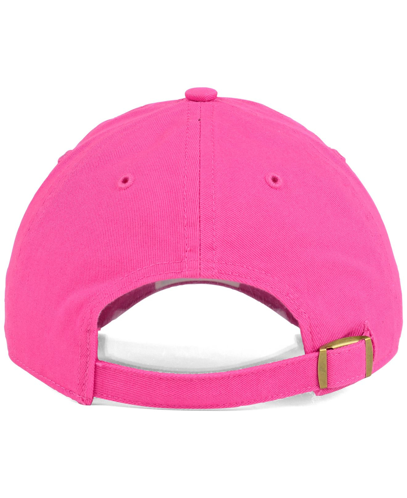 release date: running shoes 50% off 47 Brand Girls' Buffalo Sabres Clean-Up Cap in Pink for Men - Lyst