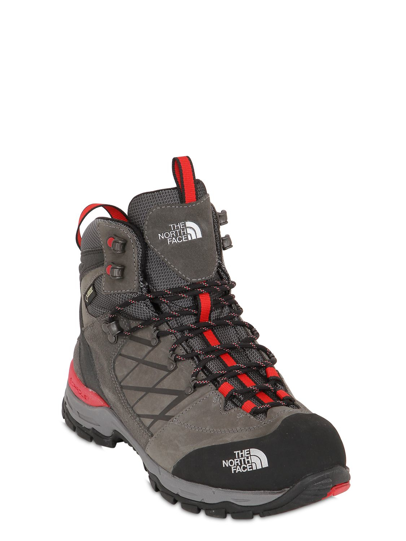 5a29c2977e4 The North Face Verbera Hiker Ii Gore-tex Hiking Boot in Red - Lyst