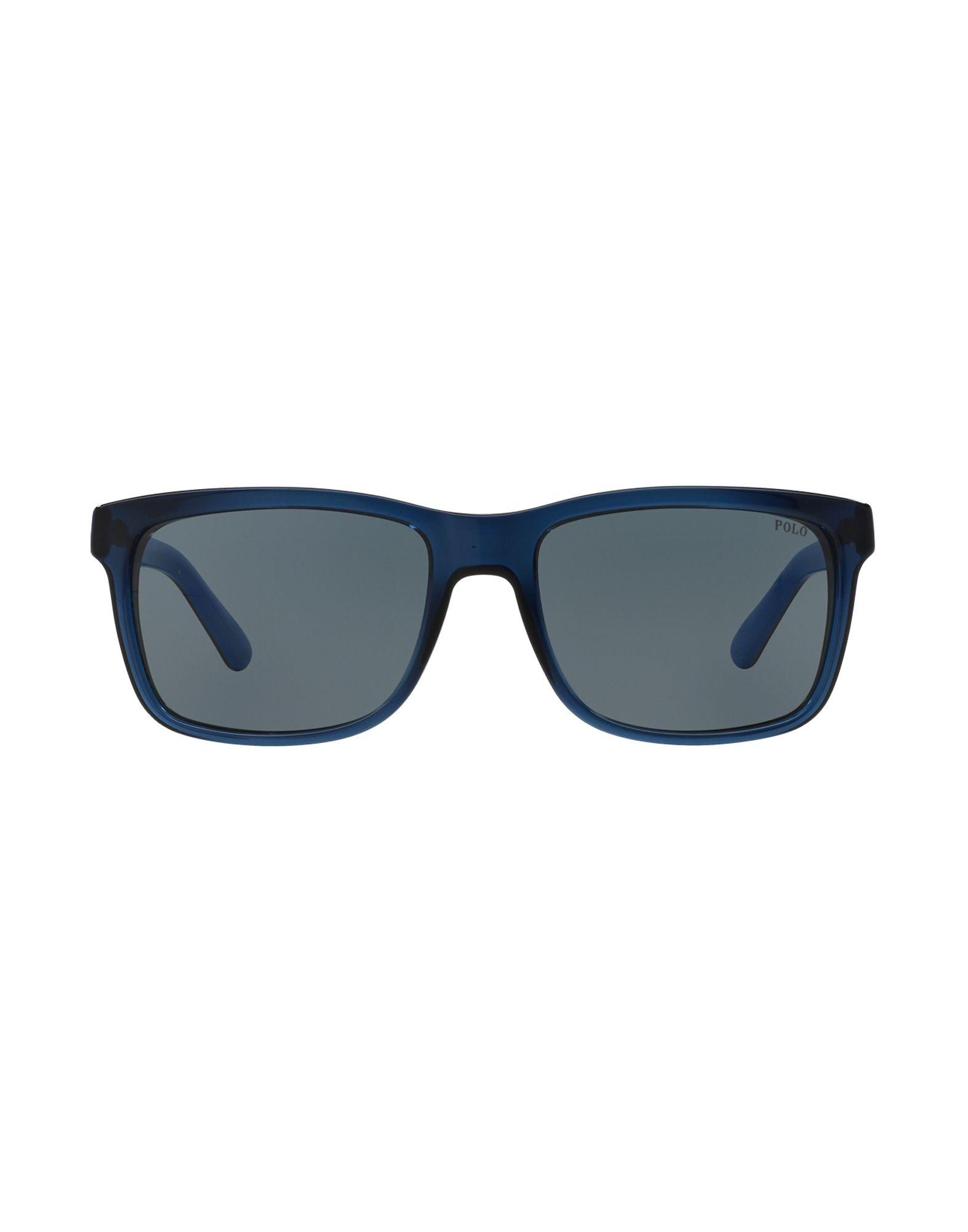 cf32e7cd39 Lyst - Polo ralph lauren Sunglasses in Blue for Men