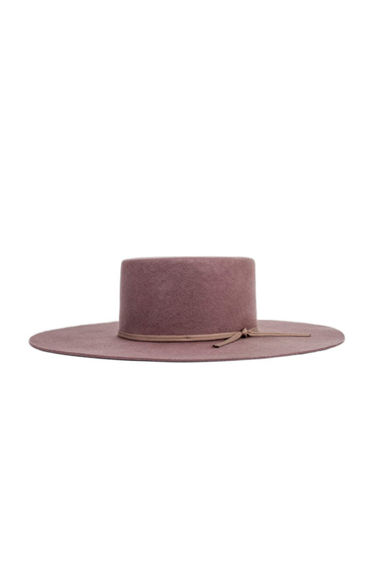 d71434fdde5e9 Brixton Buckley Hat in Brown - Lyst