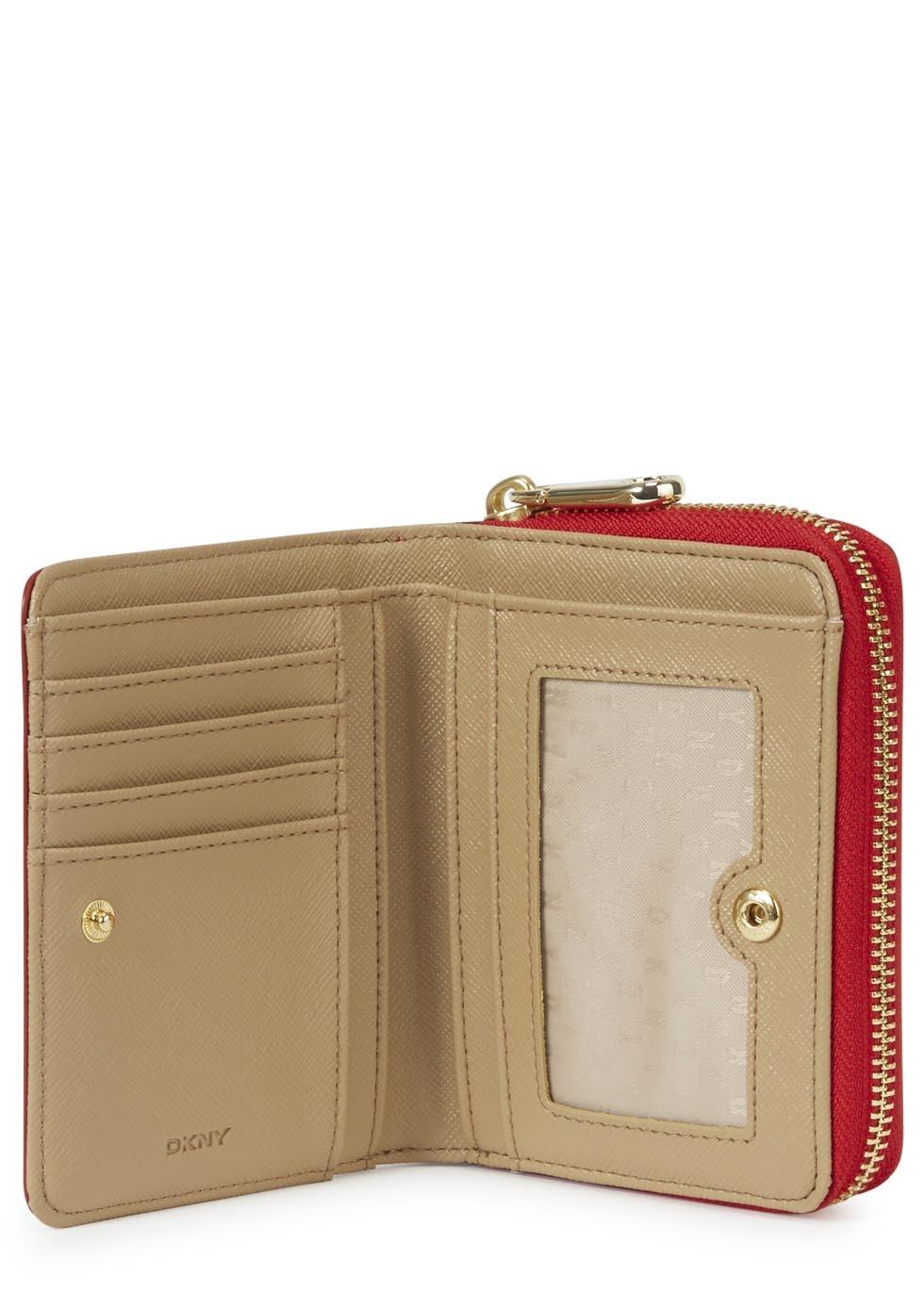 DKNY Tan R3225105 Women's Wallet - DKNY from Daniel ... |Dkny Wallet