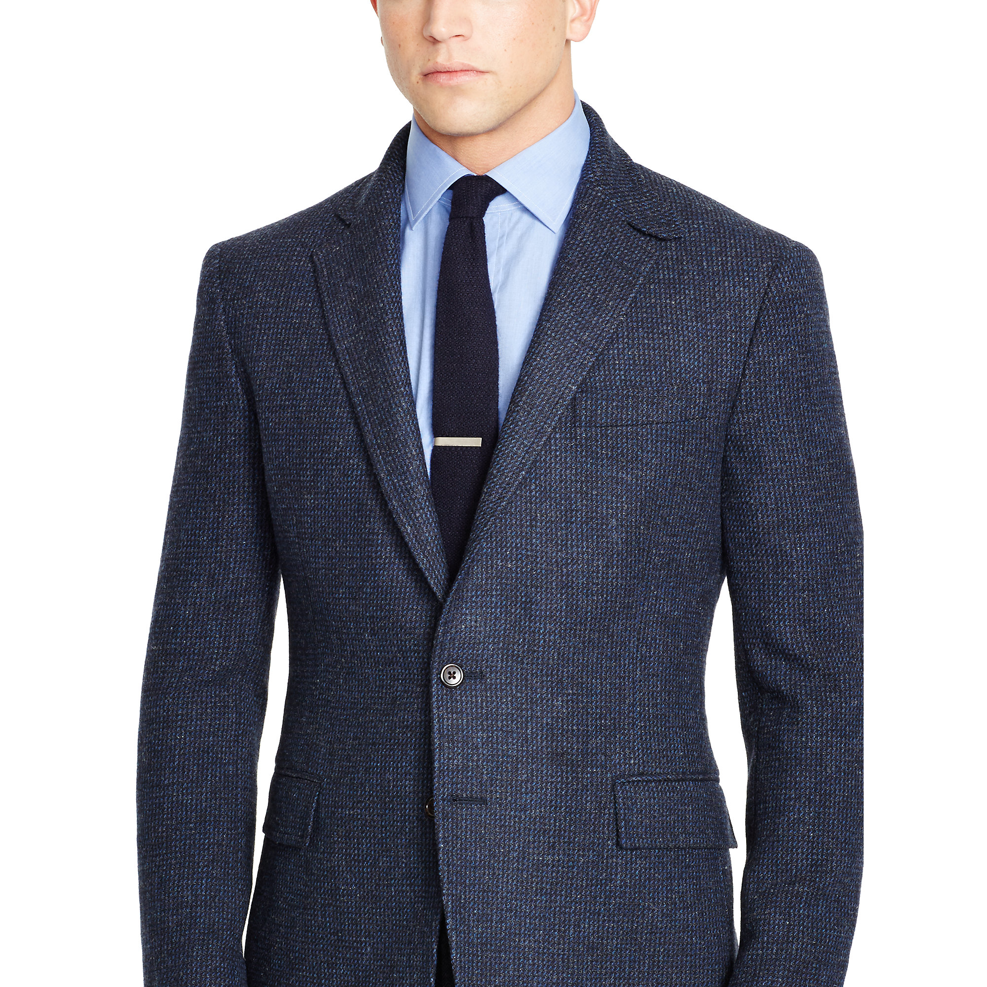 a9233195aa Polo Ralph Lauren Blue Bedford Tick-weave Sport Coat for men