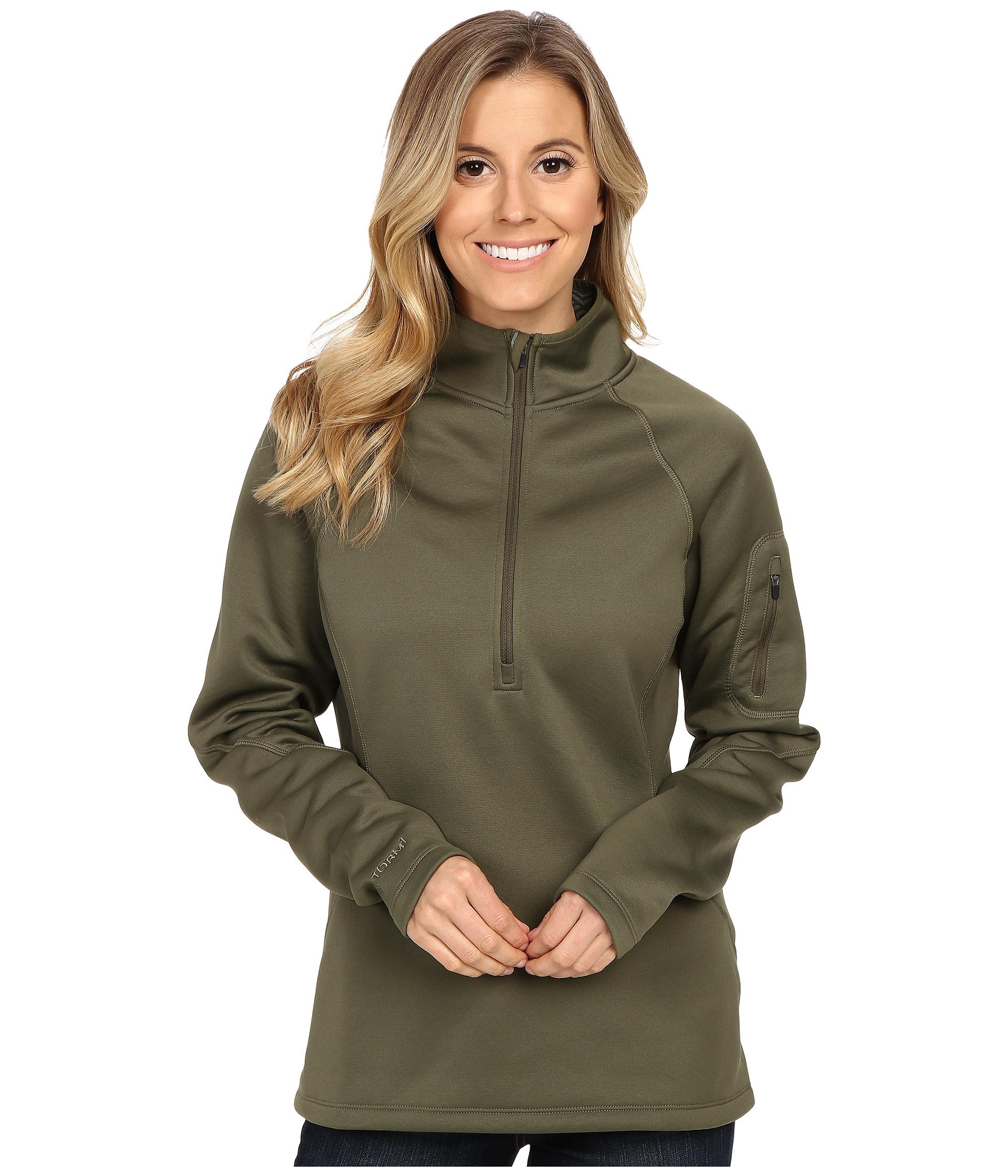Under armour usmc womens fleece jacket