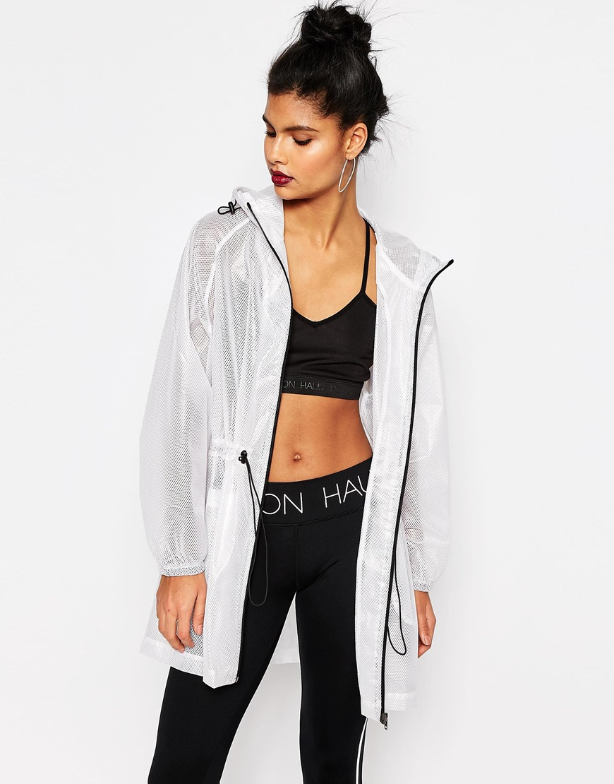 Hoxton haus Bella Festival Jacket in Metallic | Lyst