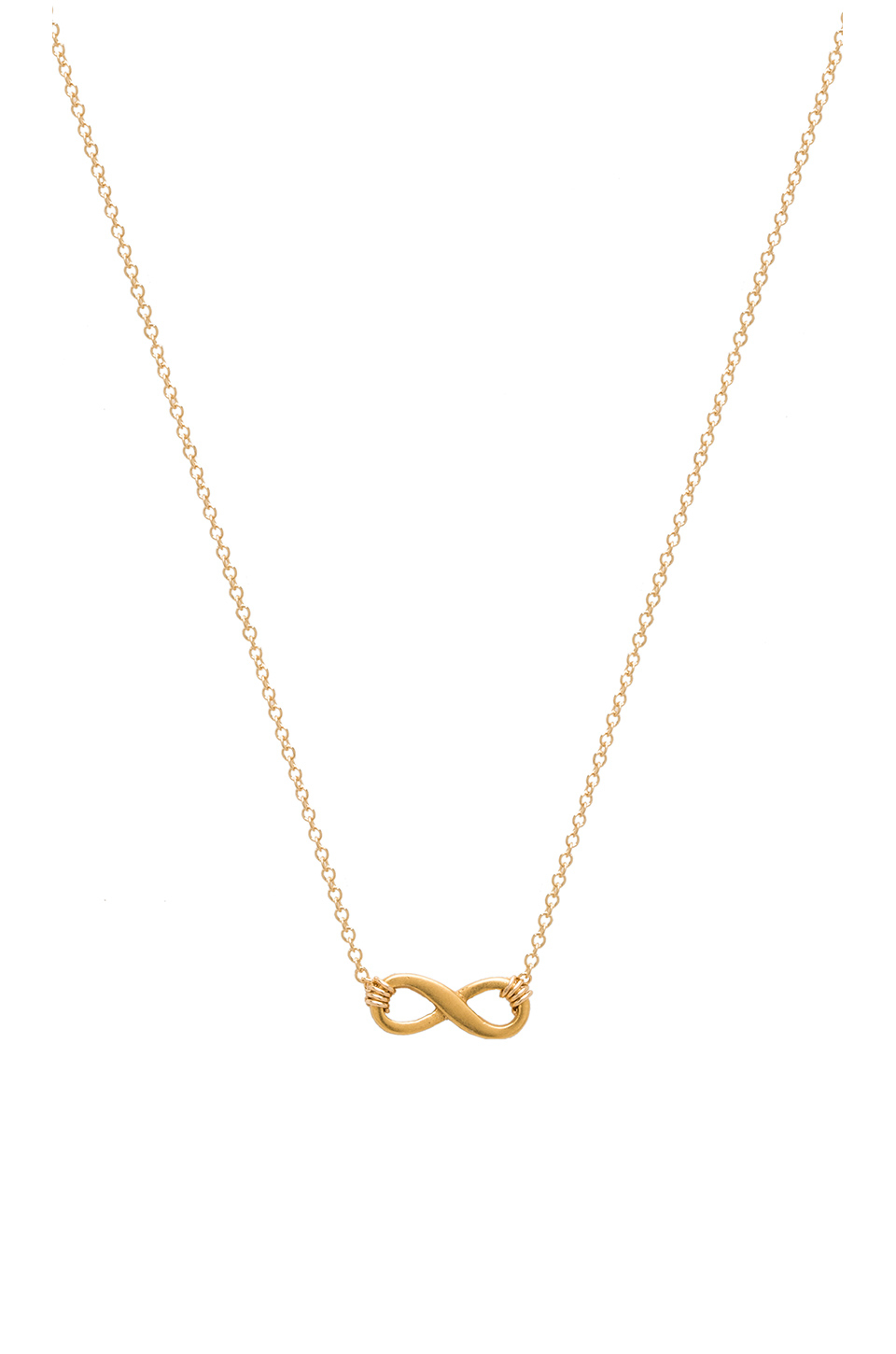 Lyst dogeared best mom infinite love necklace in metallic gallery aloadofball Images