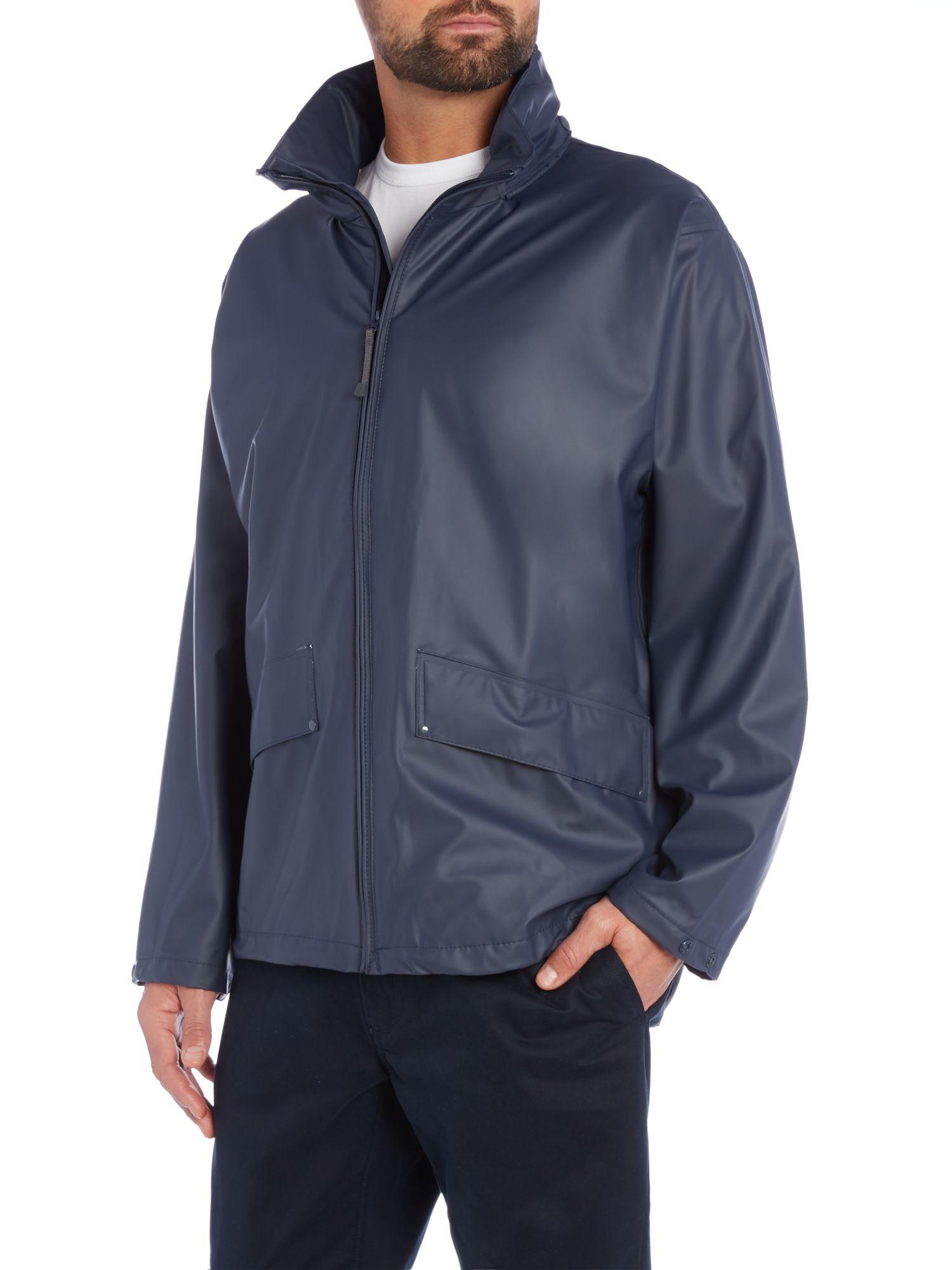 helly hansen voss jacket in blue for men lyst. Black Bedroom Furniture Sets. Home Design Ideas