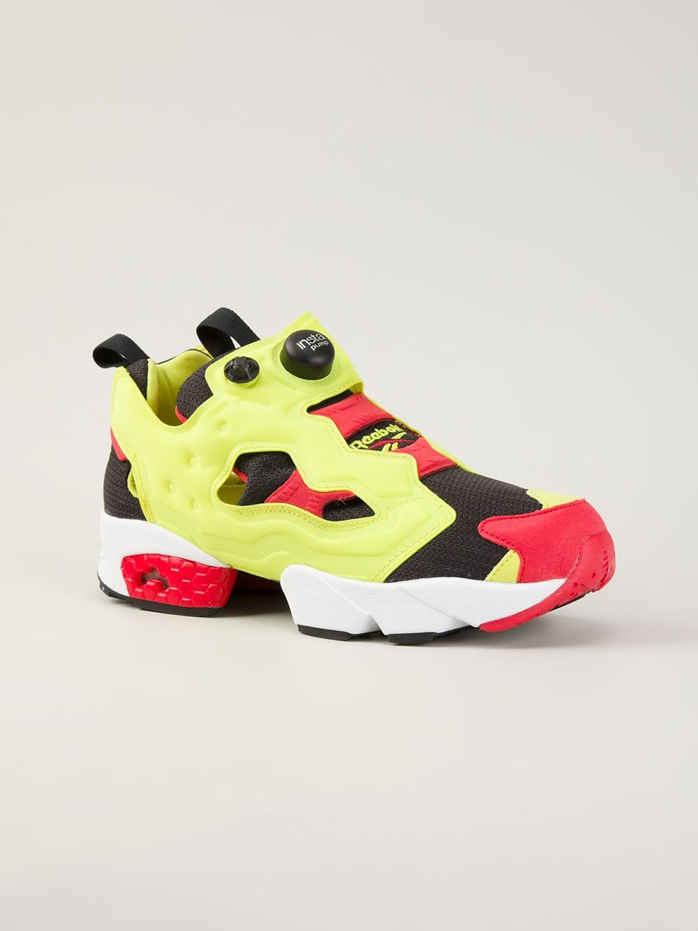 reebok shoes colour