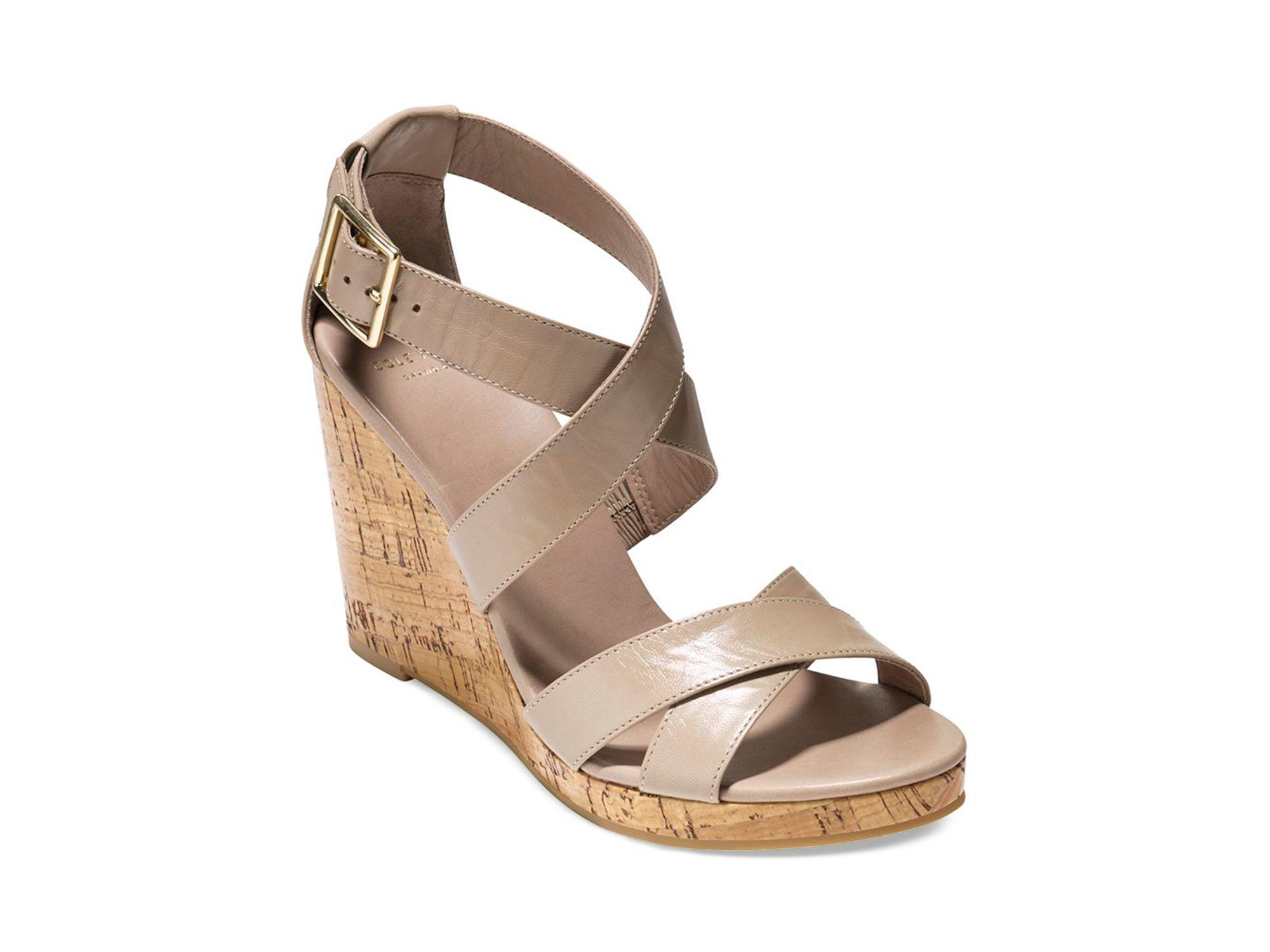 Cole Haan Wedge Sandals - Jillian in