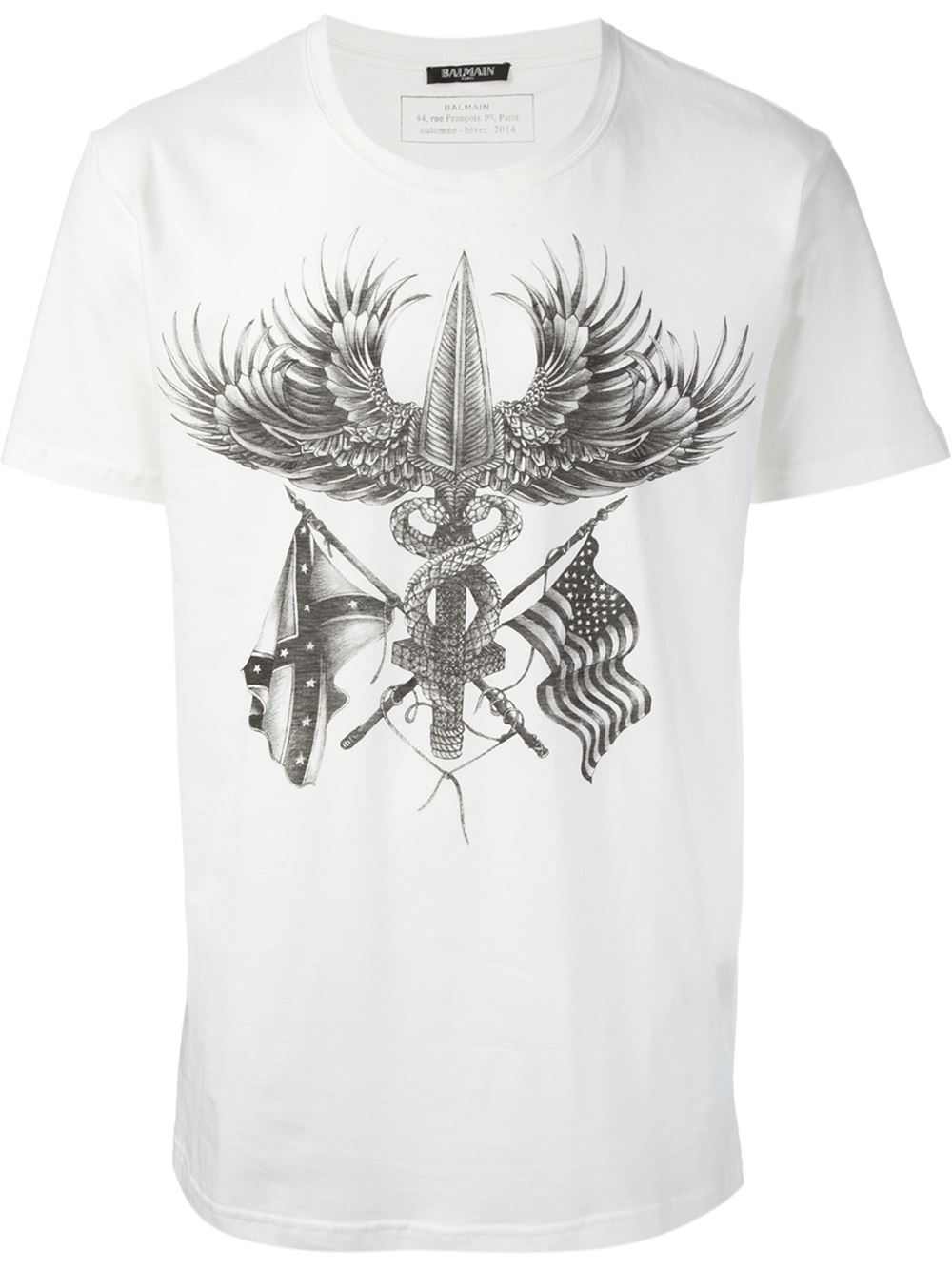 Mens Designer White Shirt Sale Summer Cook