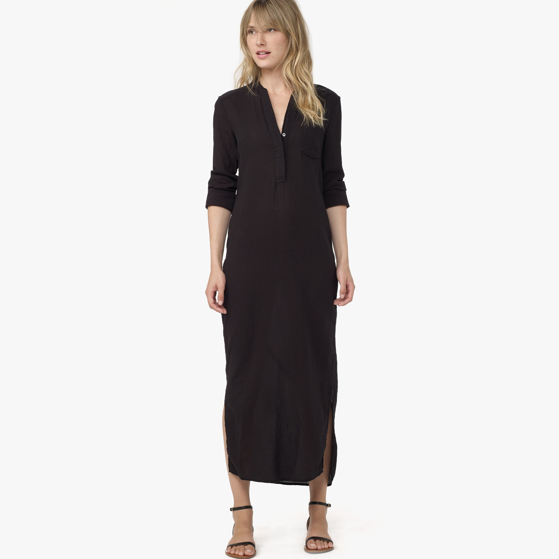 Black Cotton Dresses. Clothing & Shoes / Women's Clothing / Dresses. of Results. Casual Dresses. Tadashi Shoji Embellished Mesh Bodice Long Sleeve Evening Gown Dress Black/Nude - 2. Quick View High Secret Women's Black Cotton, Polyester Sleeveless Geometric Maxi Dress.