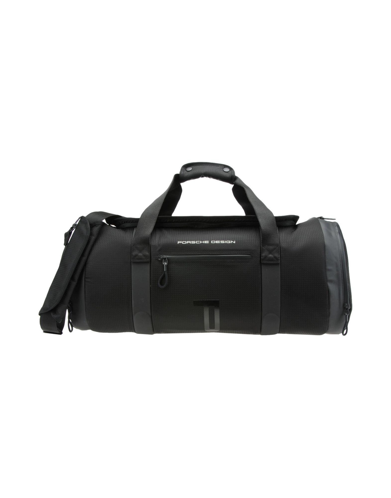Lyst - Porsche Design Top-Handle Duffle Bag in Black for Men 7079a27de929e