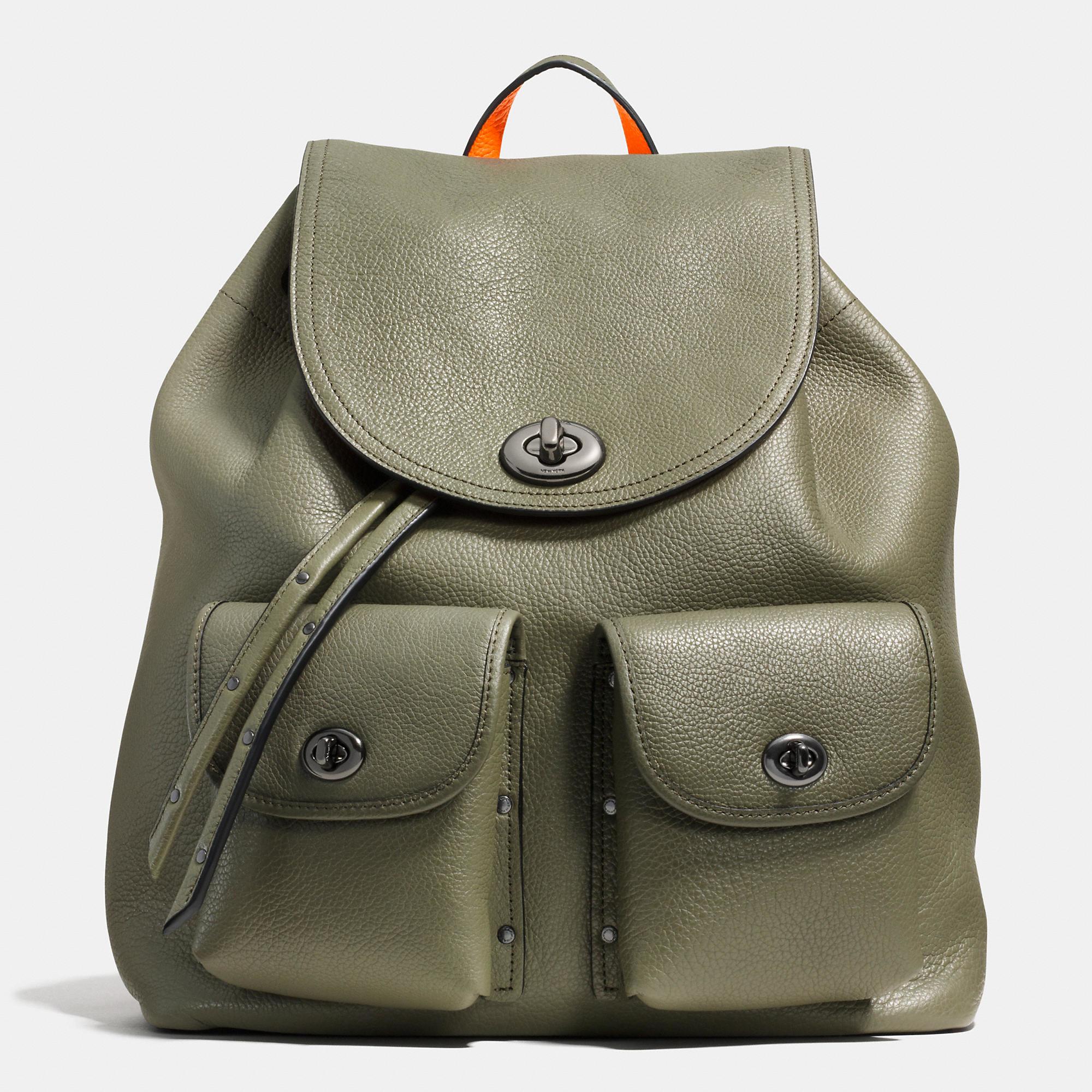 f2d675488073 denmark turnlock. coach turnlock edie shoulder bag in polished pebble  leather c45c0 ea76e