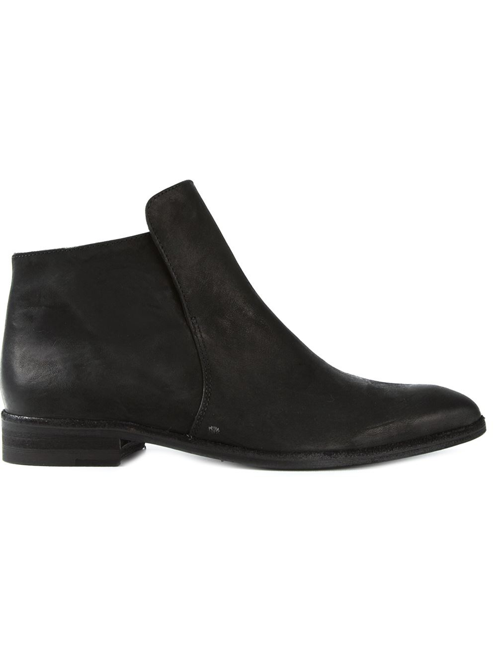 Last Boots In The Lyst Ankle Black 'giselle' Conspiracy zUwqT