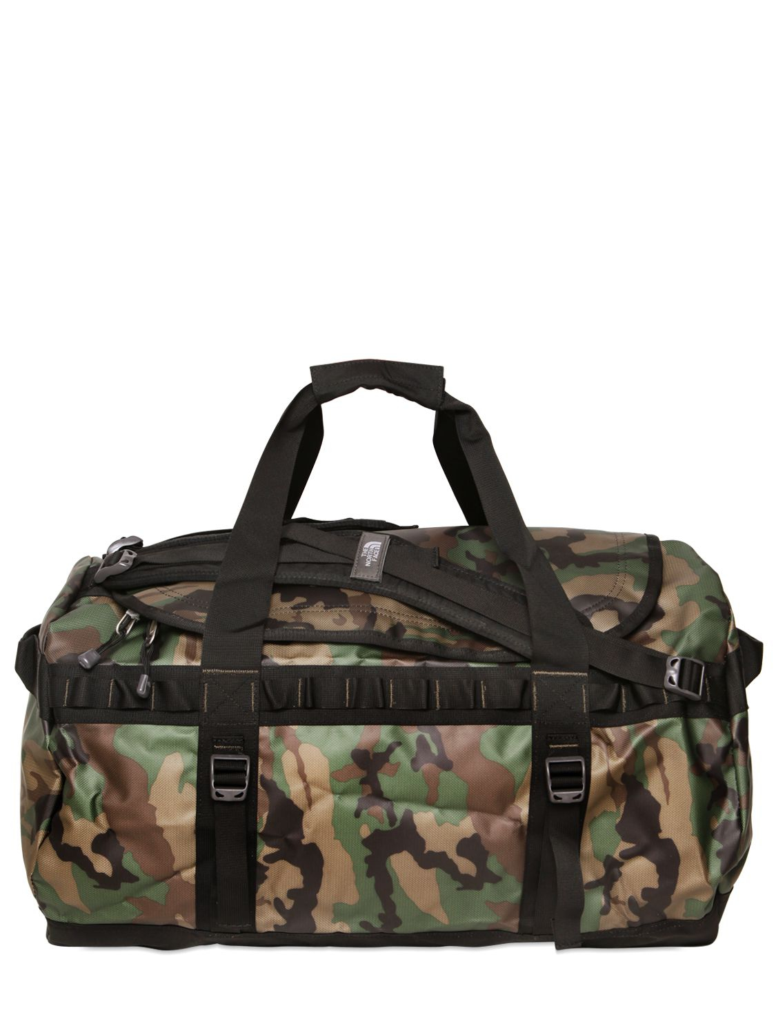 615322d1c The North Face Multicolor Coated Nylon Base Camp Duffle Bag for men