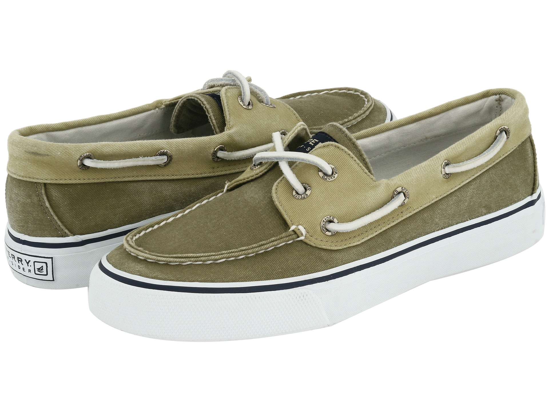 Sperry top-sider Bahama Lace in Natural for Men   Lyst