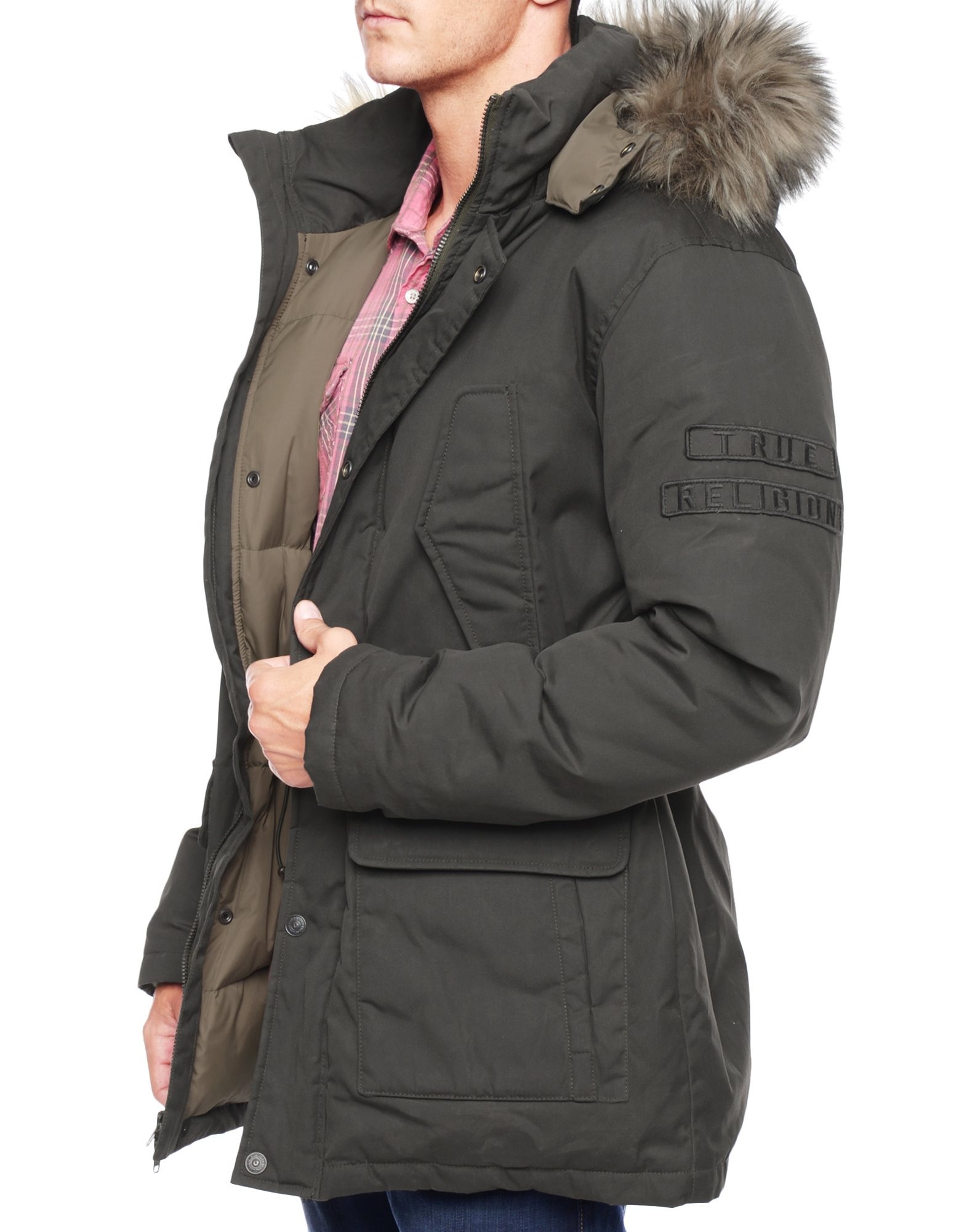 Free shipping and returns on Men's Hooded Coats & Jackets at kejal-2191.tk