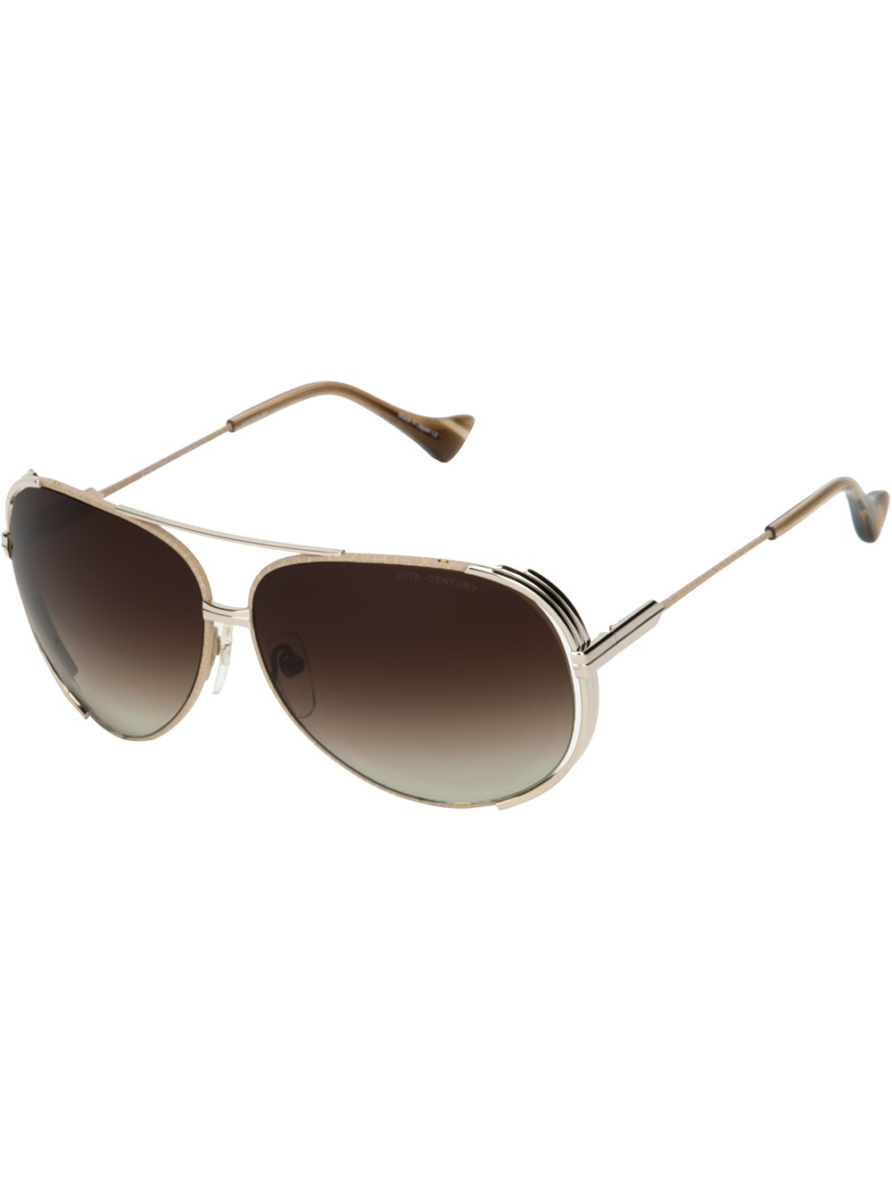 Dita eyewear Century Sunglasses in Metallic | Lyst Dita Eyewear