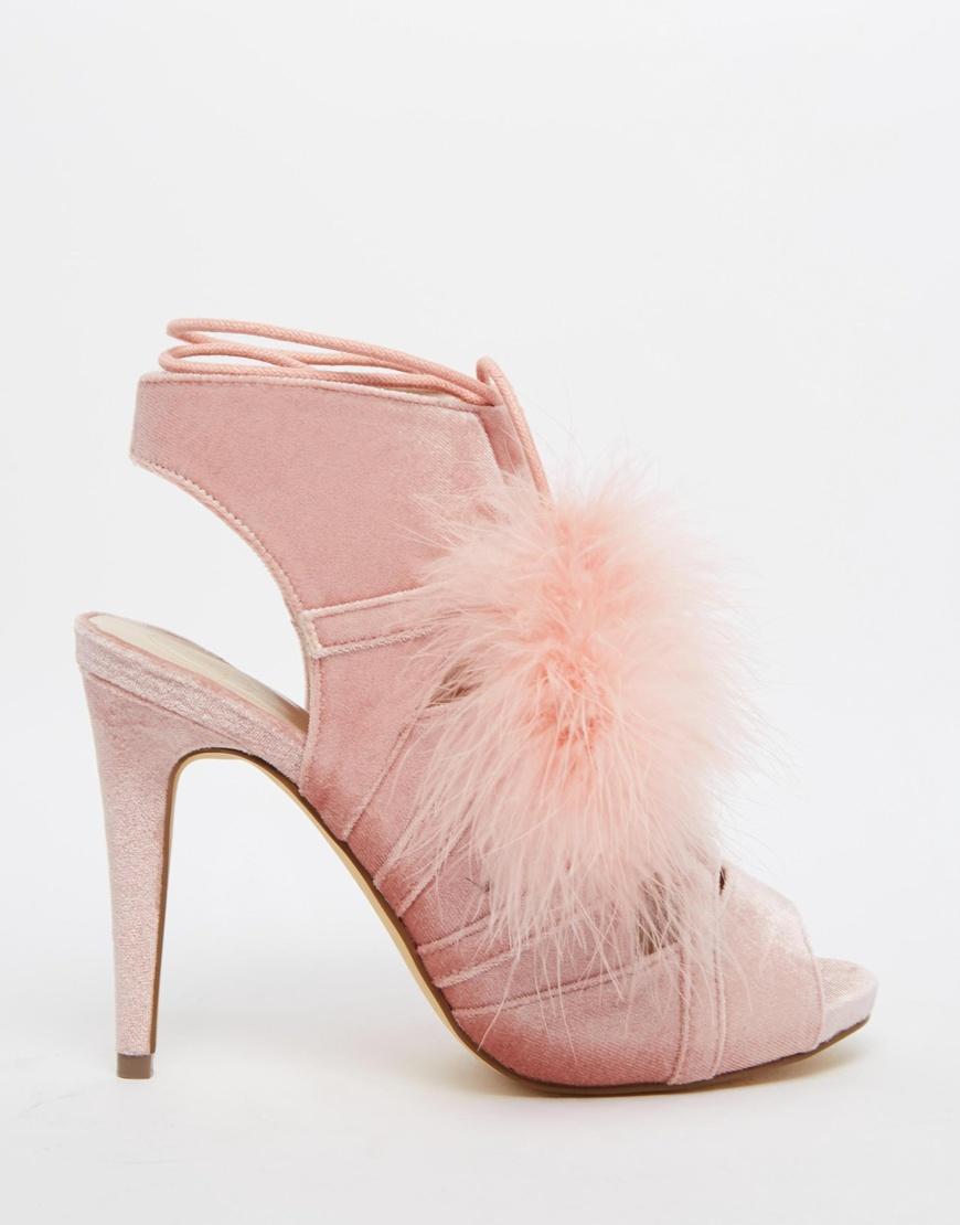 Pink Blush Heels | Tsaa Heel