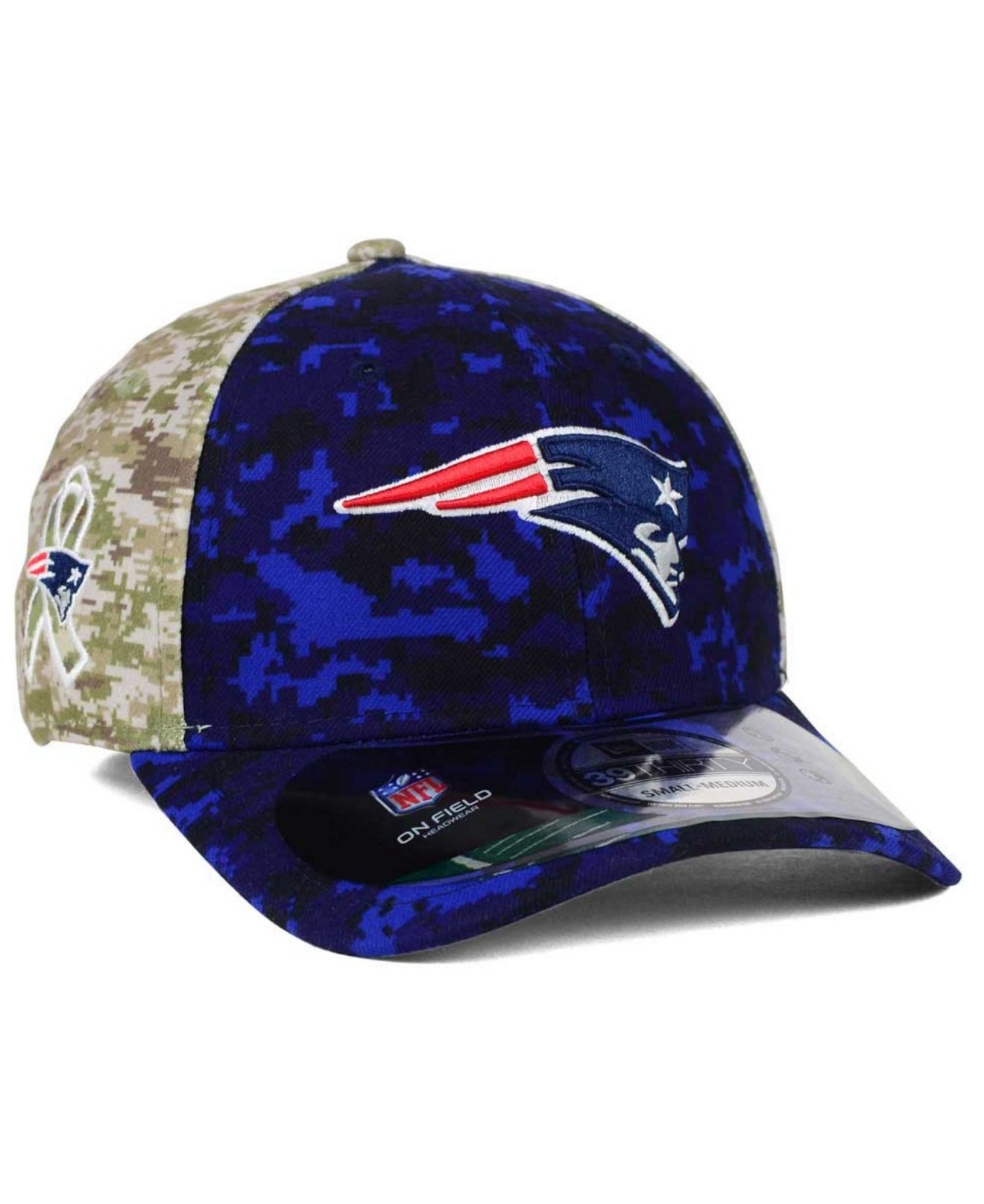 dcffe08a40c ... sweden lyst ktz new england patriots salute to service 39thirty cap  7cf06 e326c