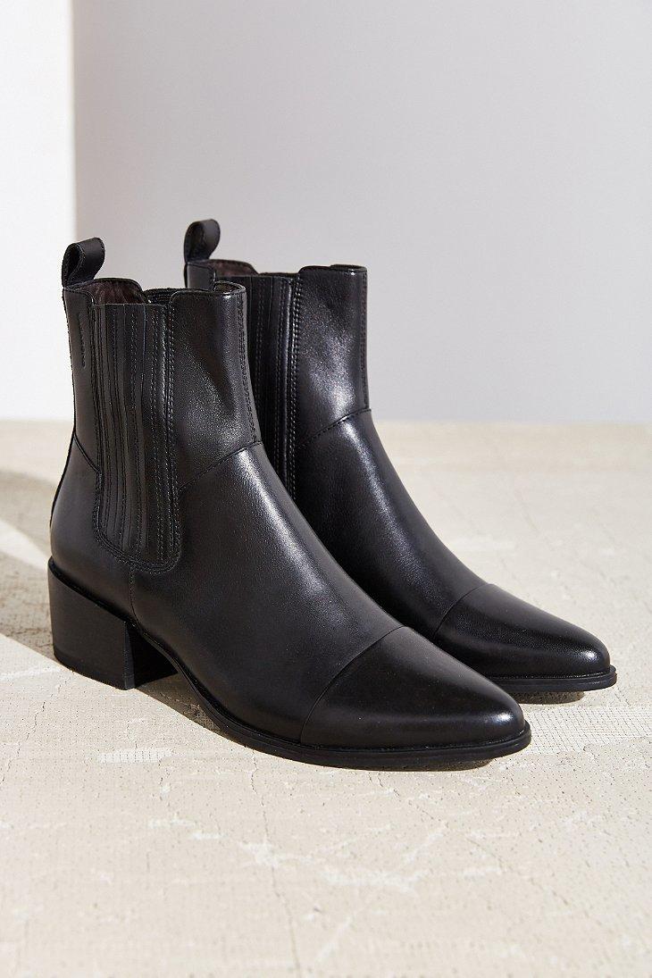e77aeab1124 Vagabond Black Olga Chelsea Boot