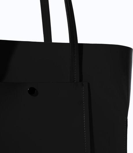 Zara Shopper Bag Black Black Zara Tote Bag With