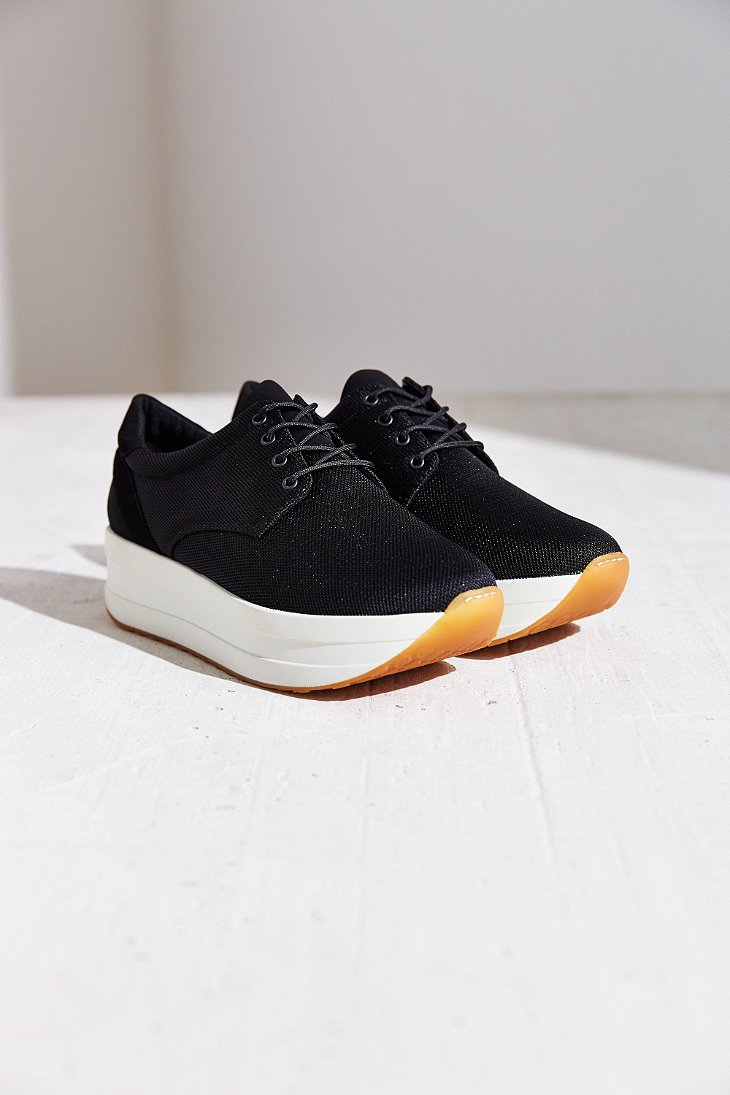 Vagabond Casey Platform Sneaker in